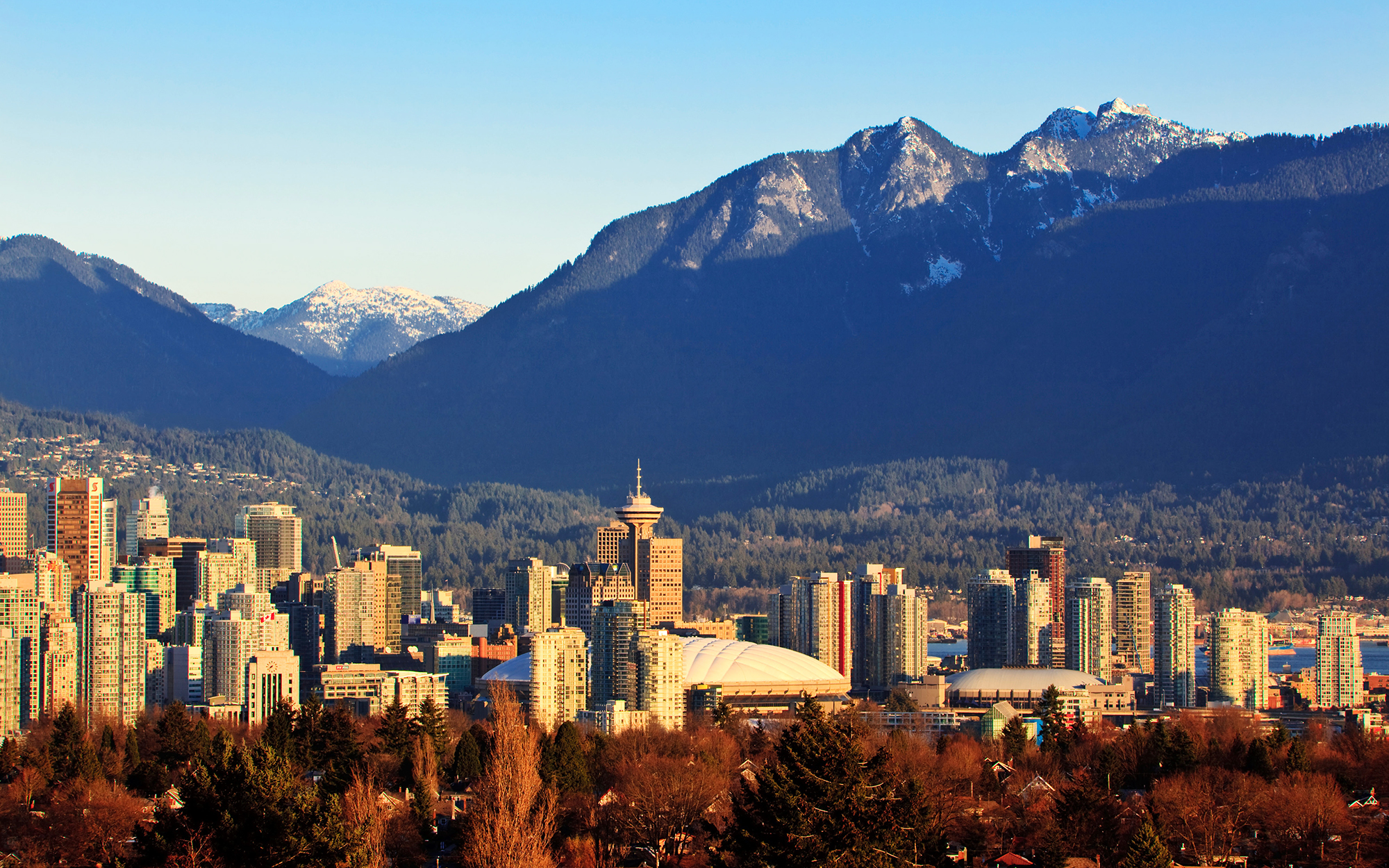 The Best Cities in North America: No. 13 Vancouver, B.C., Canada