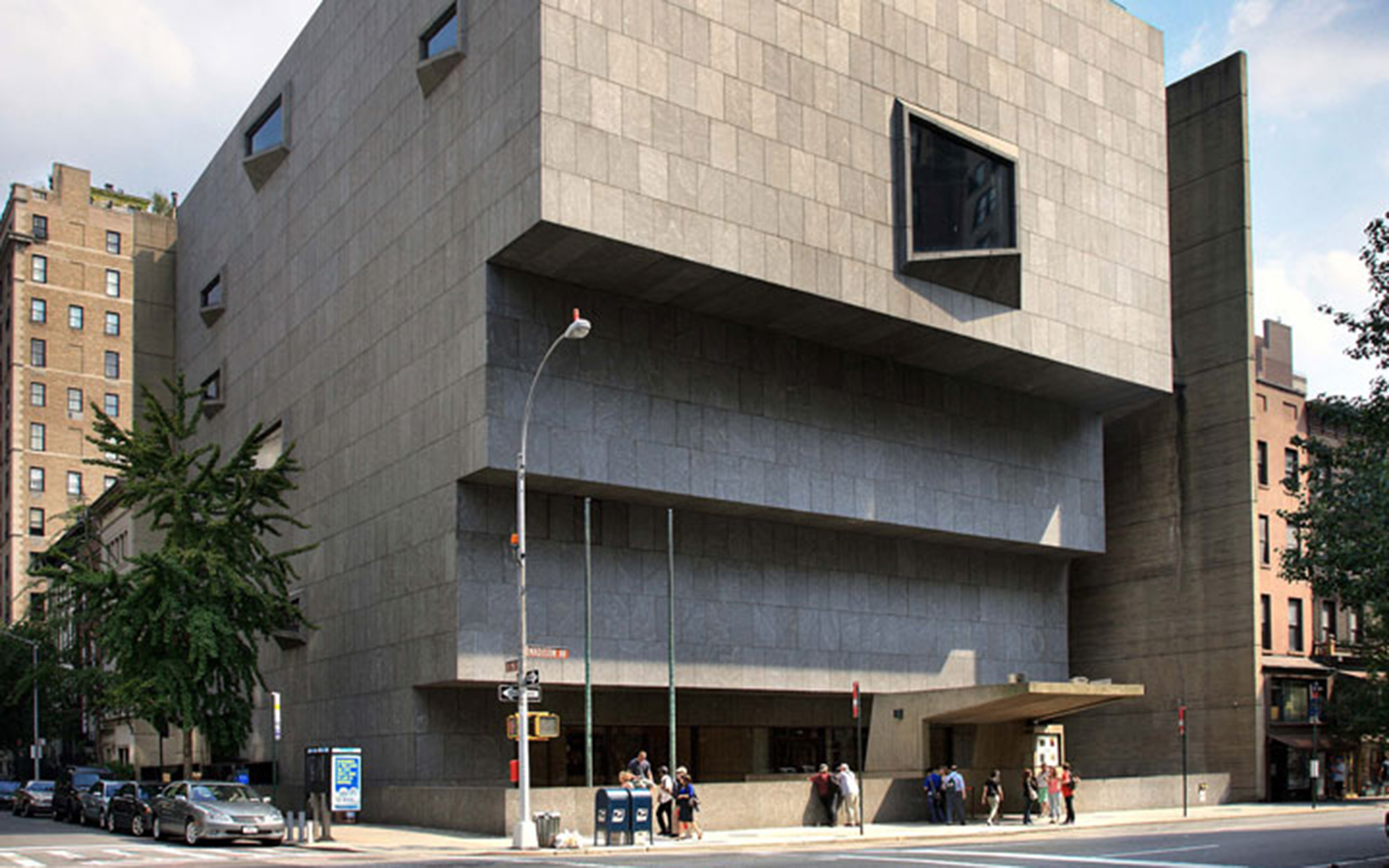 Met Breuer in New York City