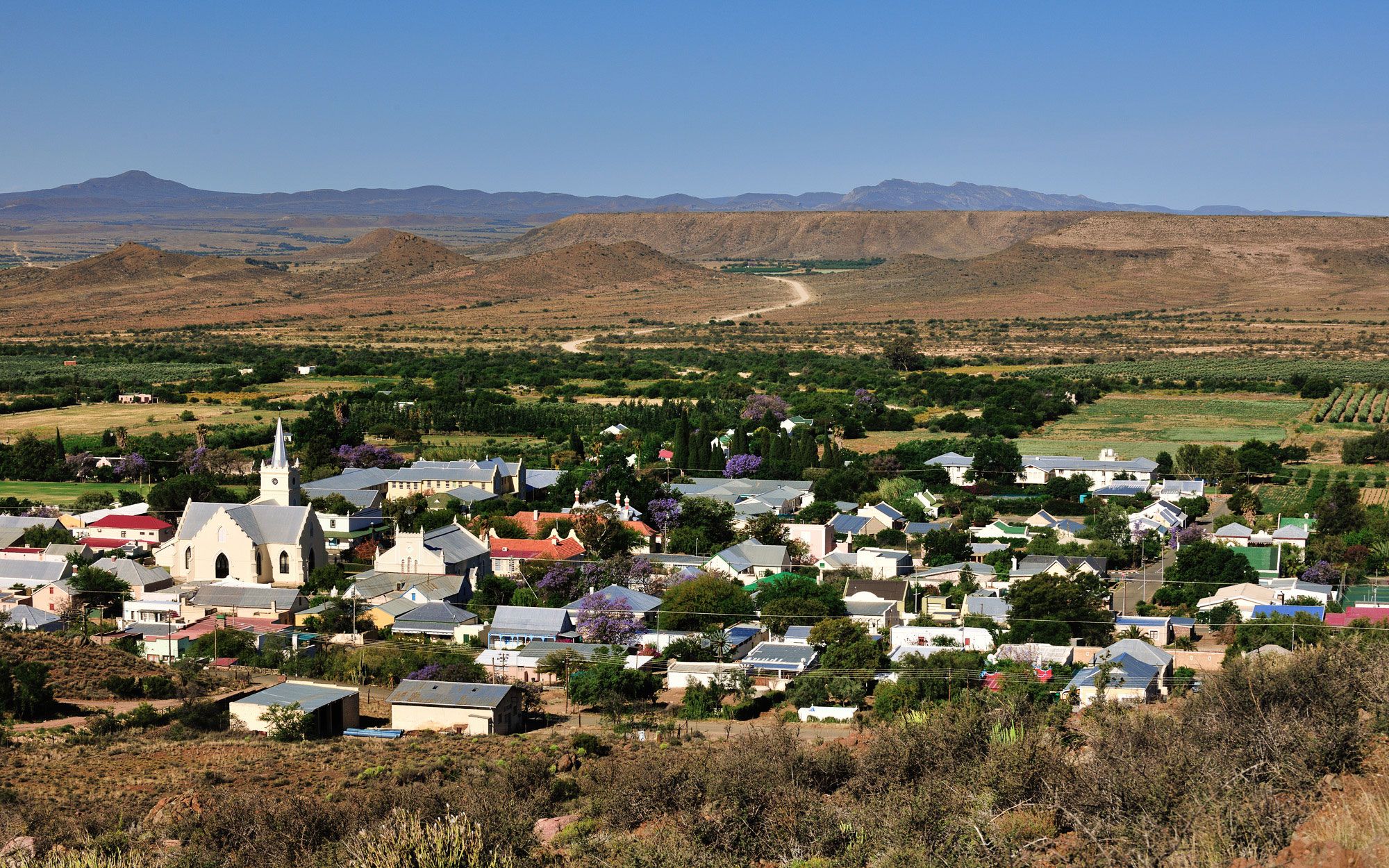 Learn Karoo Cooking in Prince Albert
