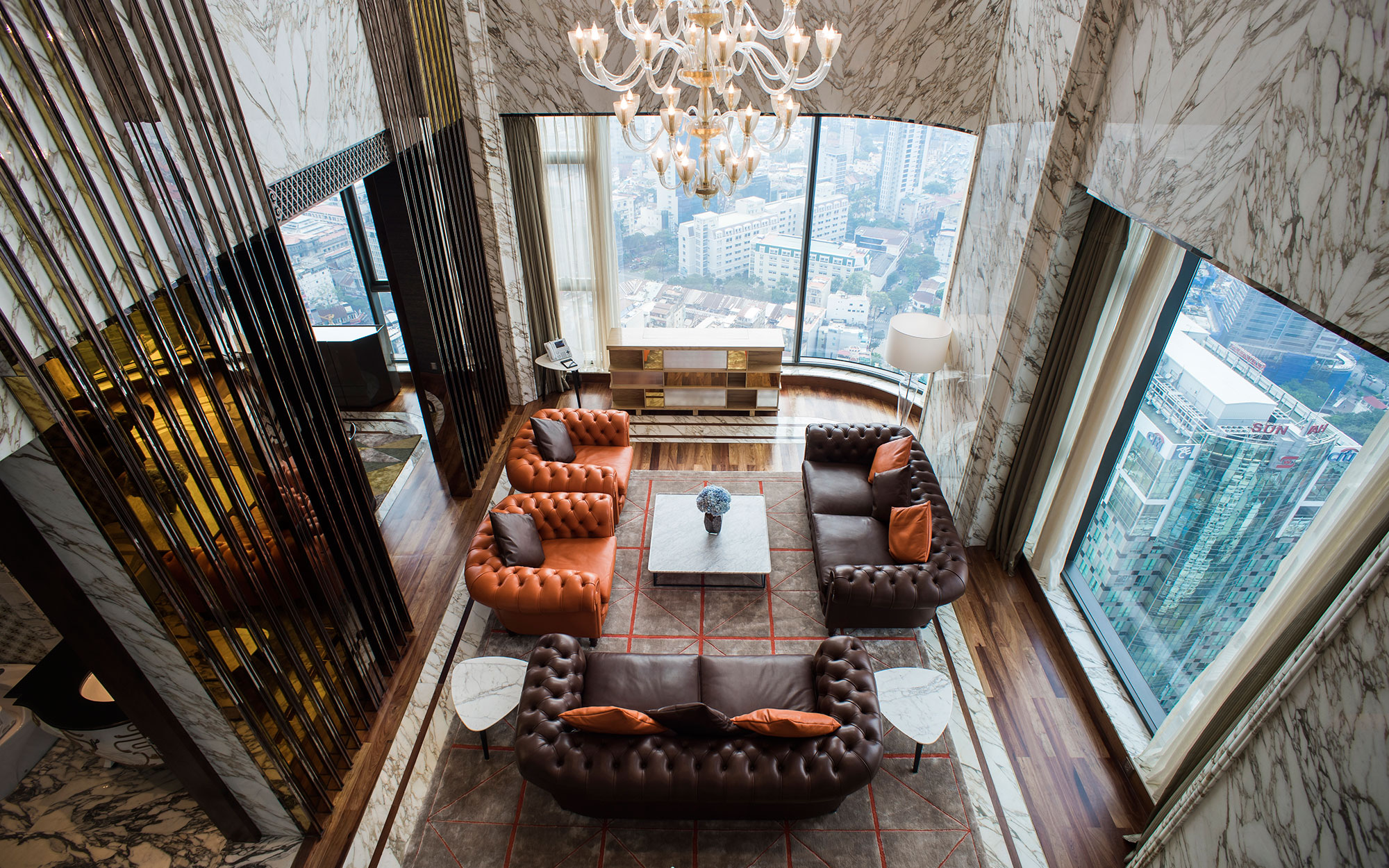 12 New Penthouse Perches To Swoon Over: The Saigon Suite, Reverie Saigon