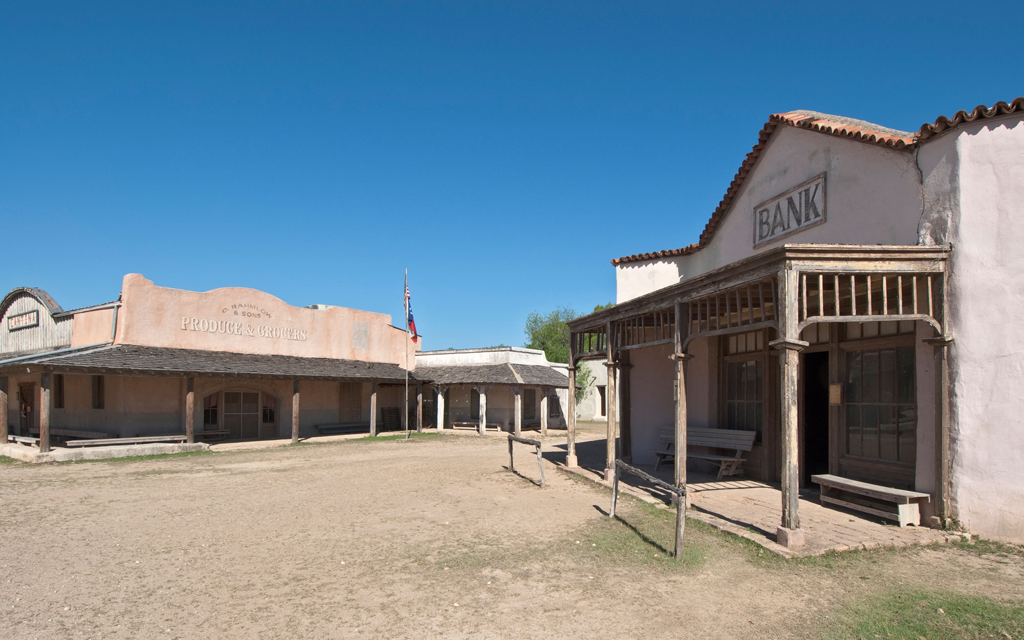 Abandoned Movie Sets You Can Still Visit: The Alamo in North of Brackettville, Texas