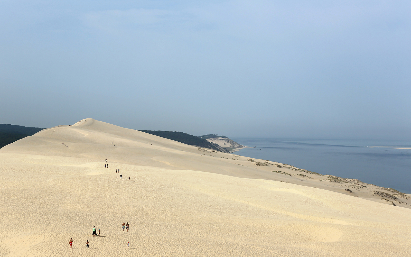 Best Beaches in France: Dune du Pilat, Arcachon