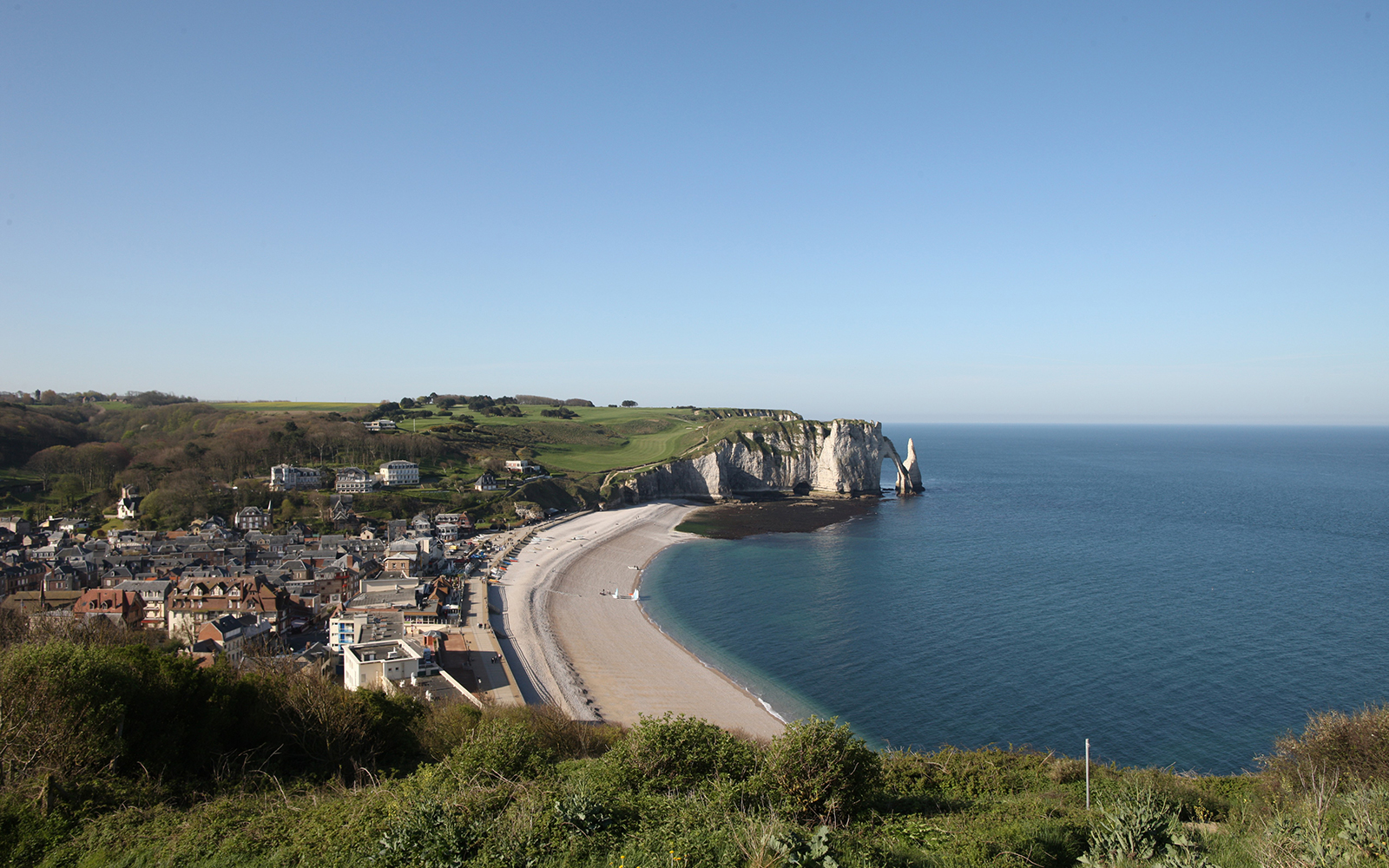 Best Beaches in France: Étretat, Normandy