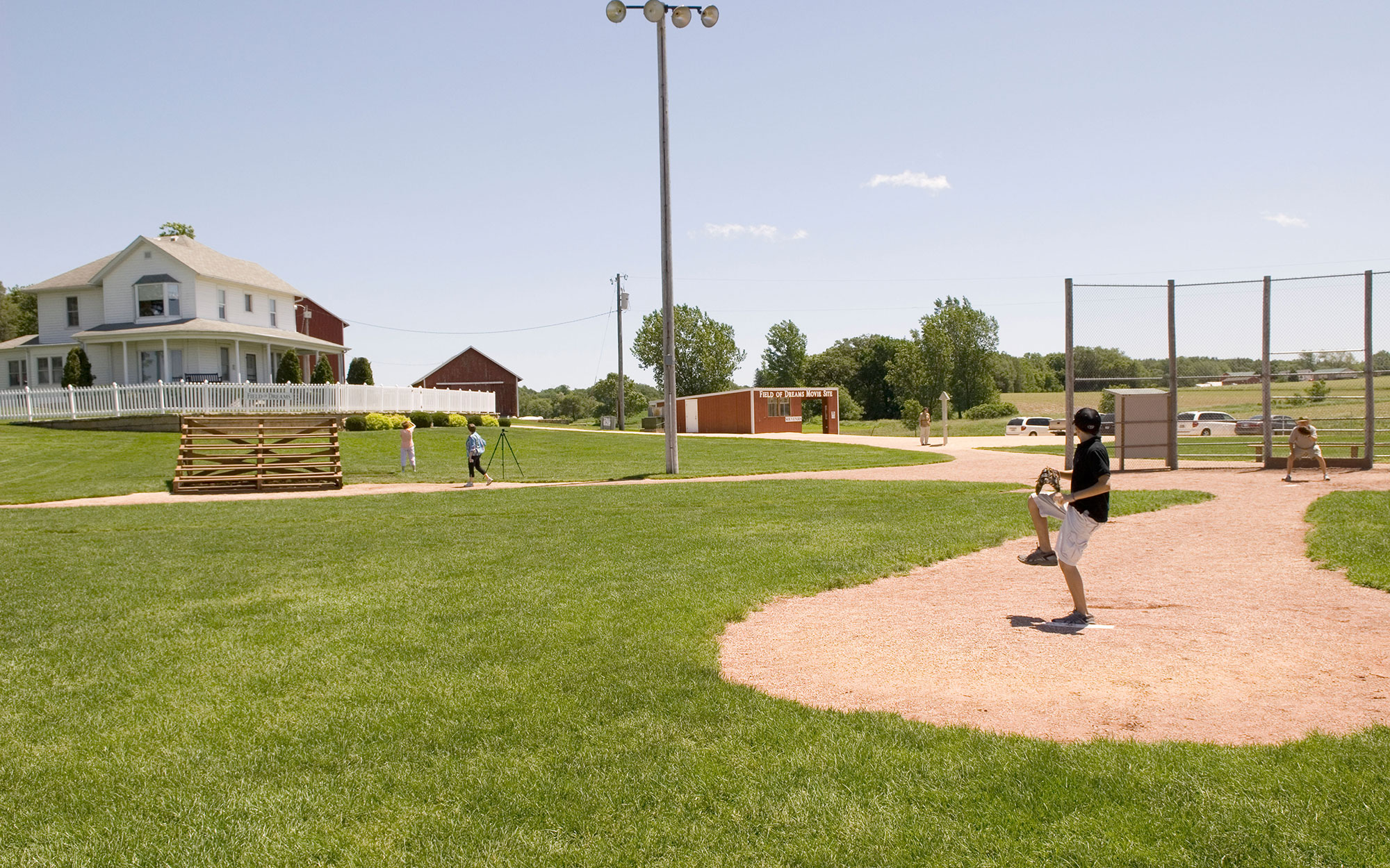 Abandoned Movie Sets You Can Still Visit: Field of Dreams' Baseball Field in Dubuque County, Iowa