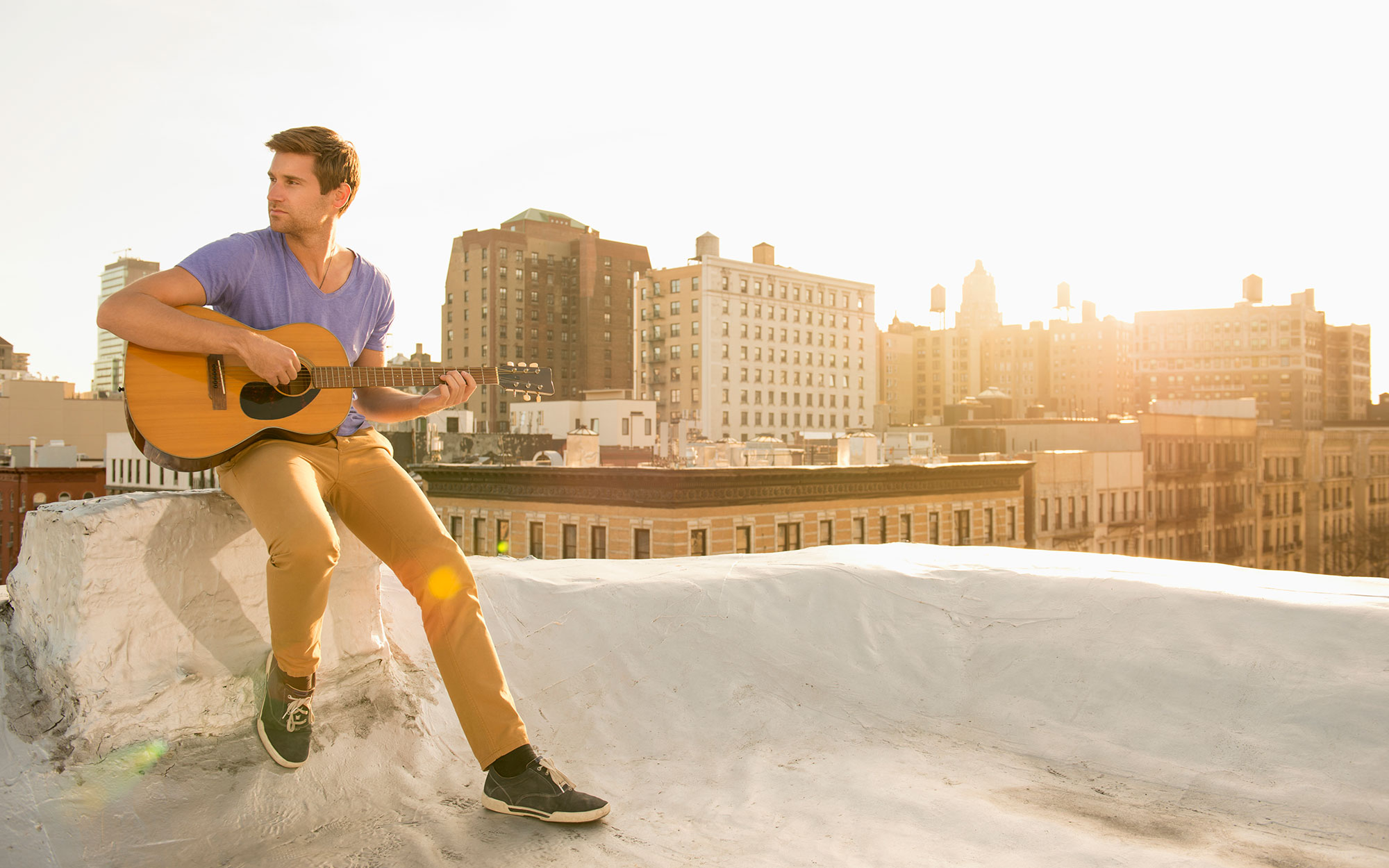 20 Secret Hotel Amenities Even the Concierge Doesn't Know About: Rooftop Guitar Lessons