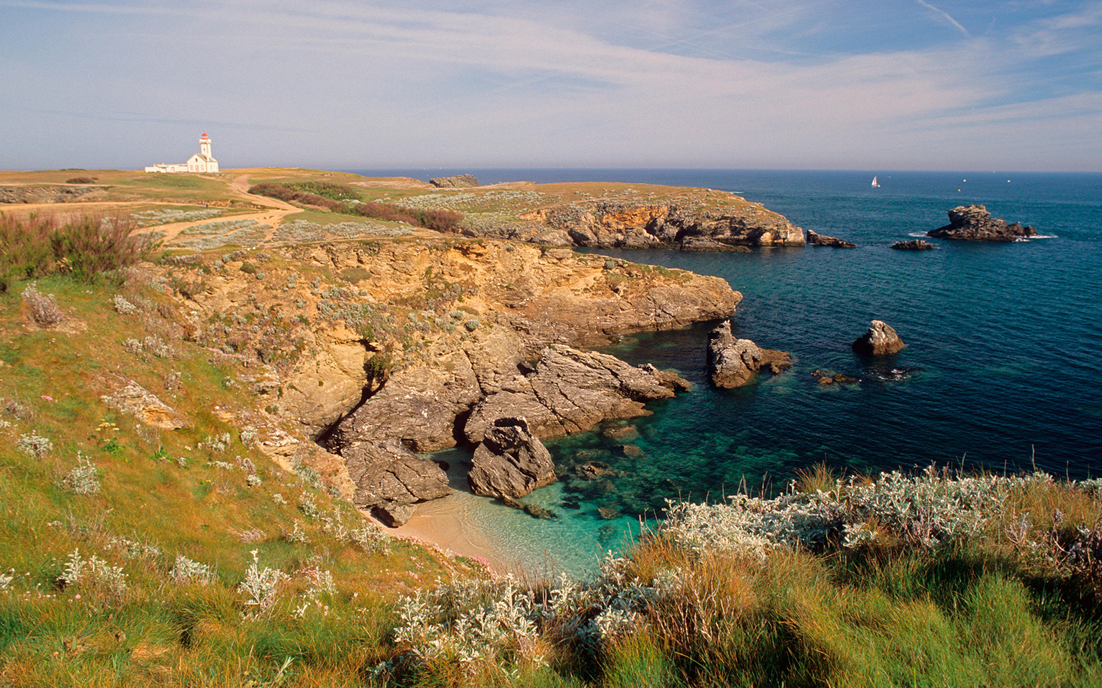 Best Beaches in France: La Pointe des Poulains, Belle-Île-en-Mer