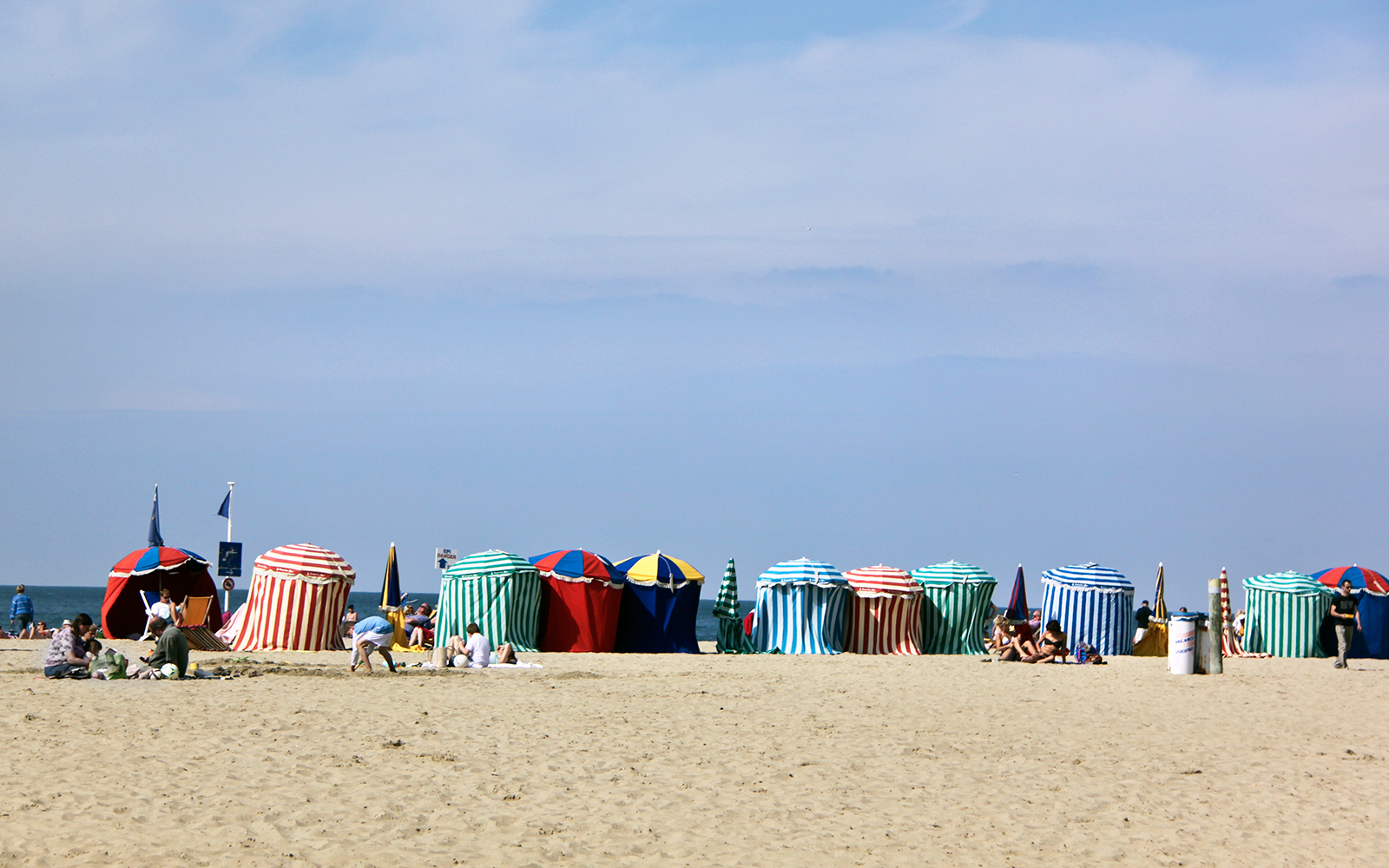 Best Beaches in France: Plage de Trouville, Trouville-sur-Mer