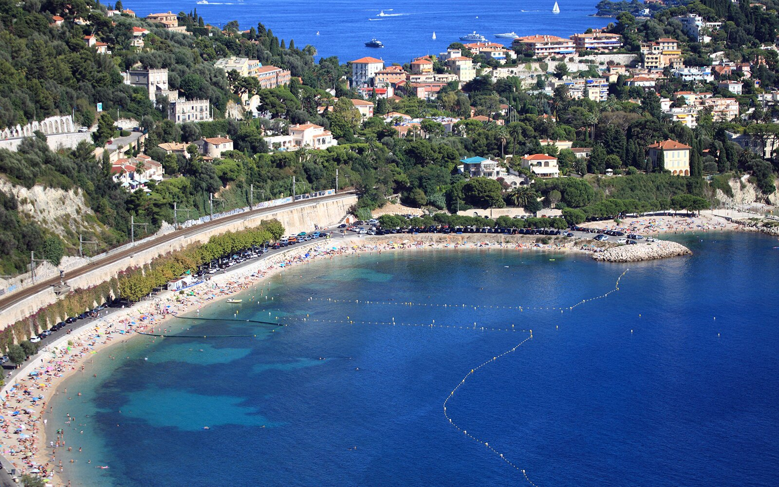 France S Best Beaches Travel Leisure