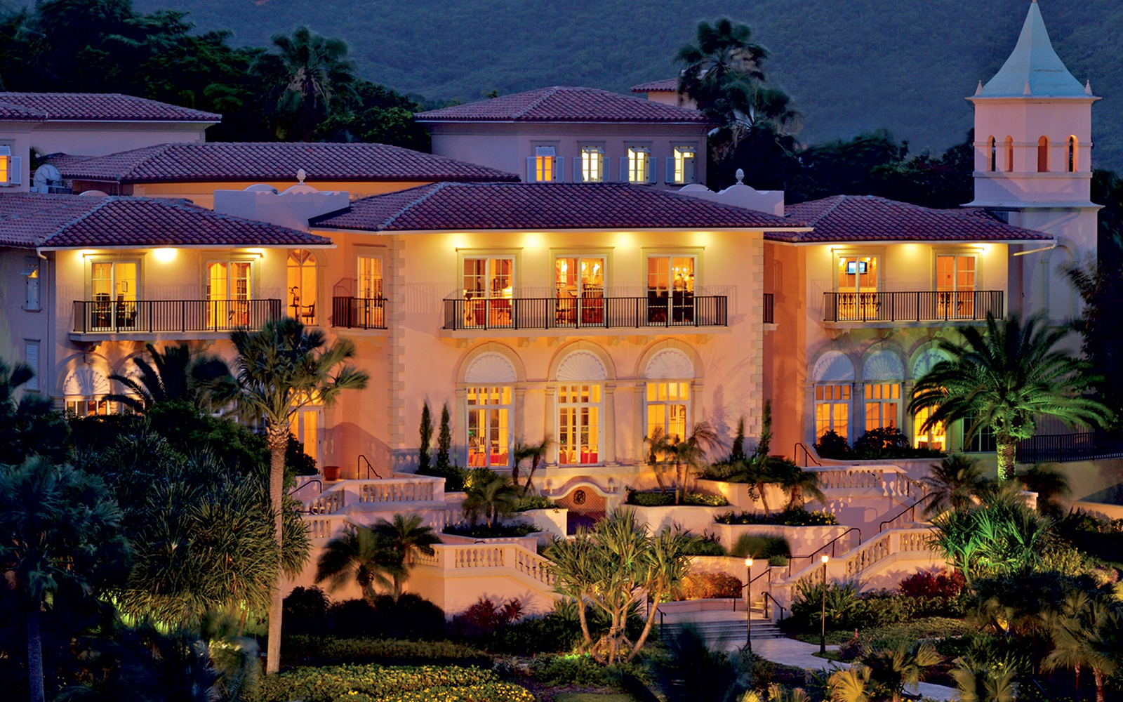 """Best Resorts in the Caribbean: Ritz-Carlton, St. Thomas"