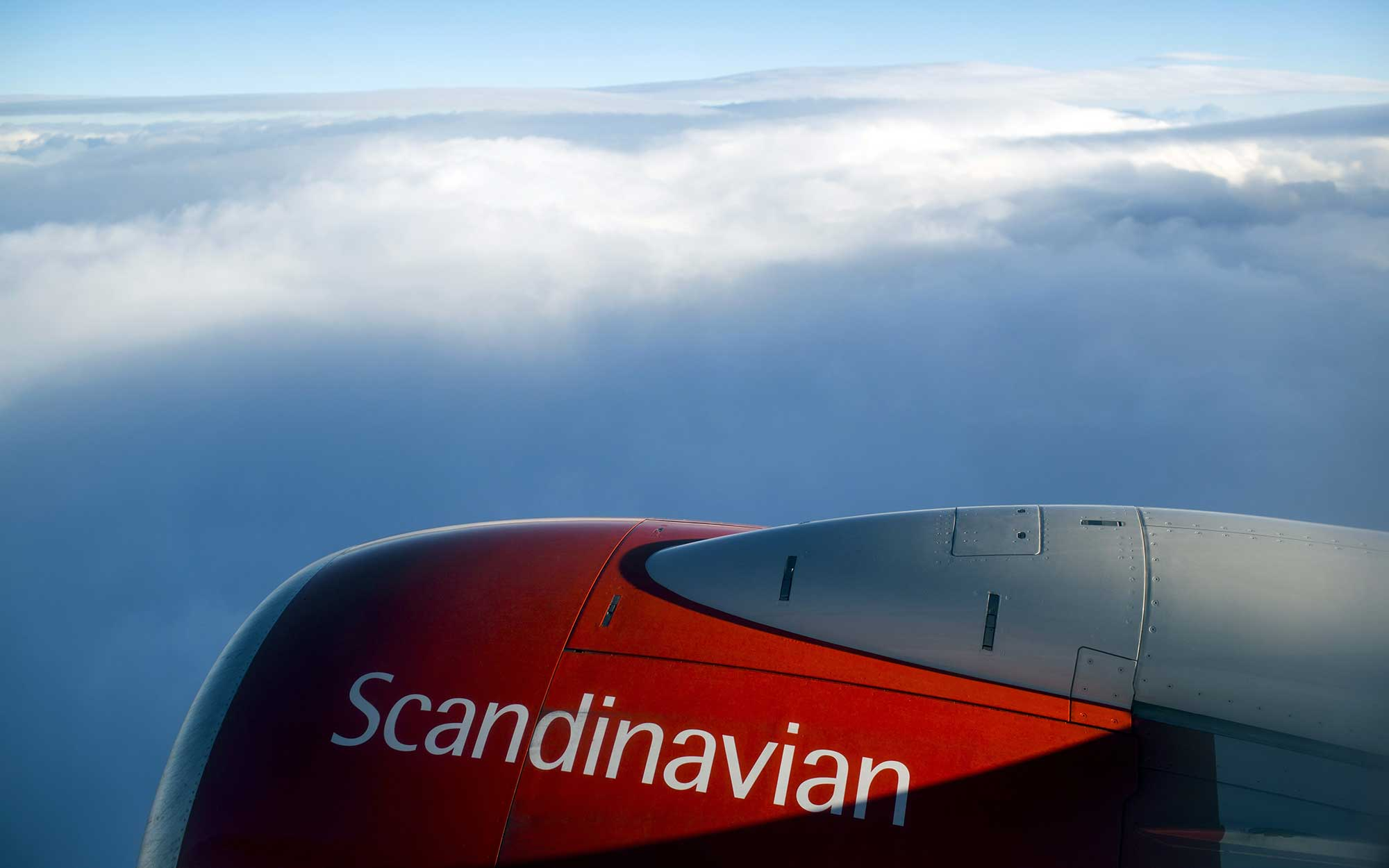 No. 7 Scandinavian Airlines (SAS)