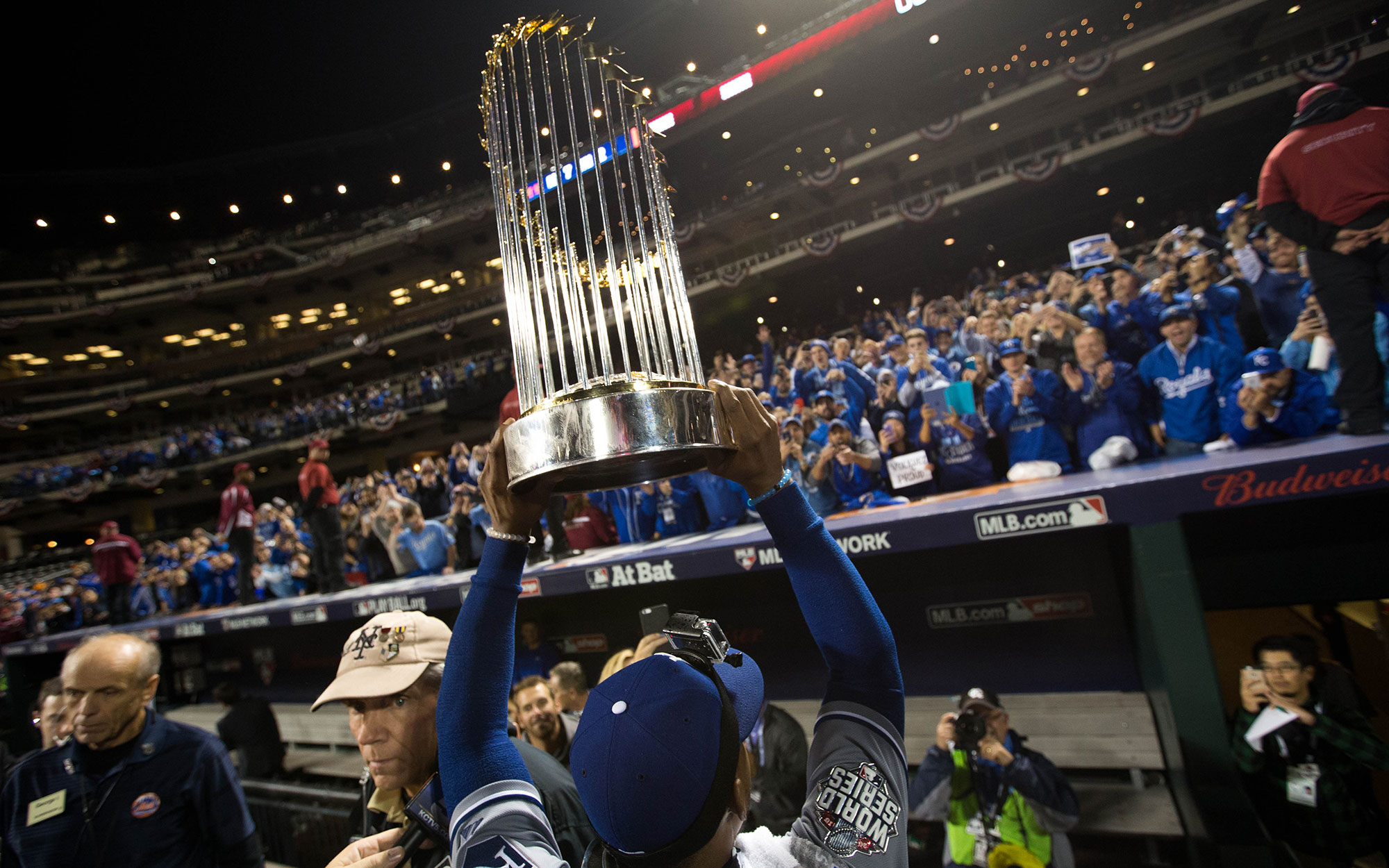 20 Secret Hotel Amenities Even the Concierge Doesn't Know About: Hold the World Series Trophy