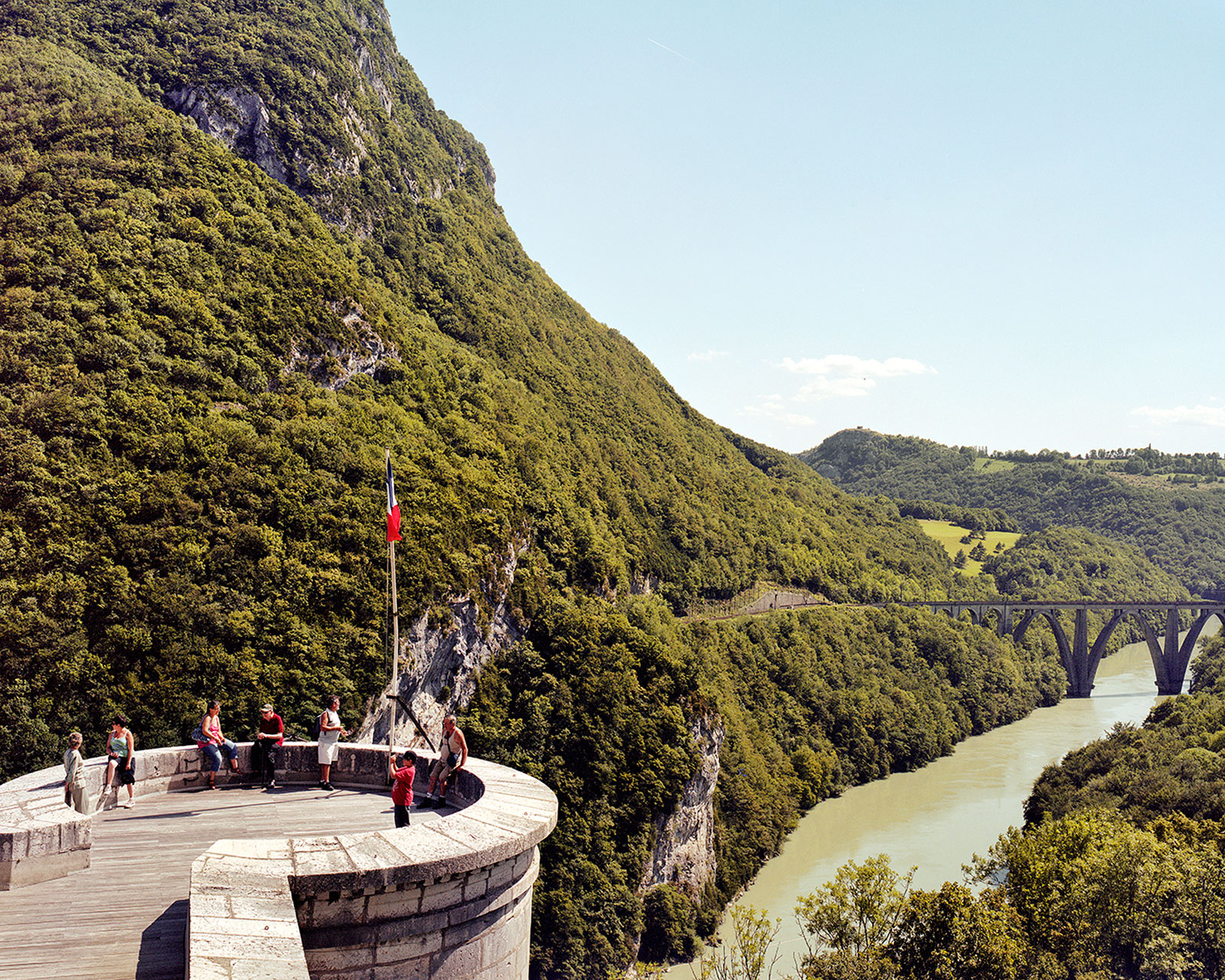 In Photos: Europe's Rhône River Like You've Never Seen It Before