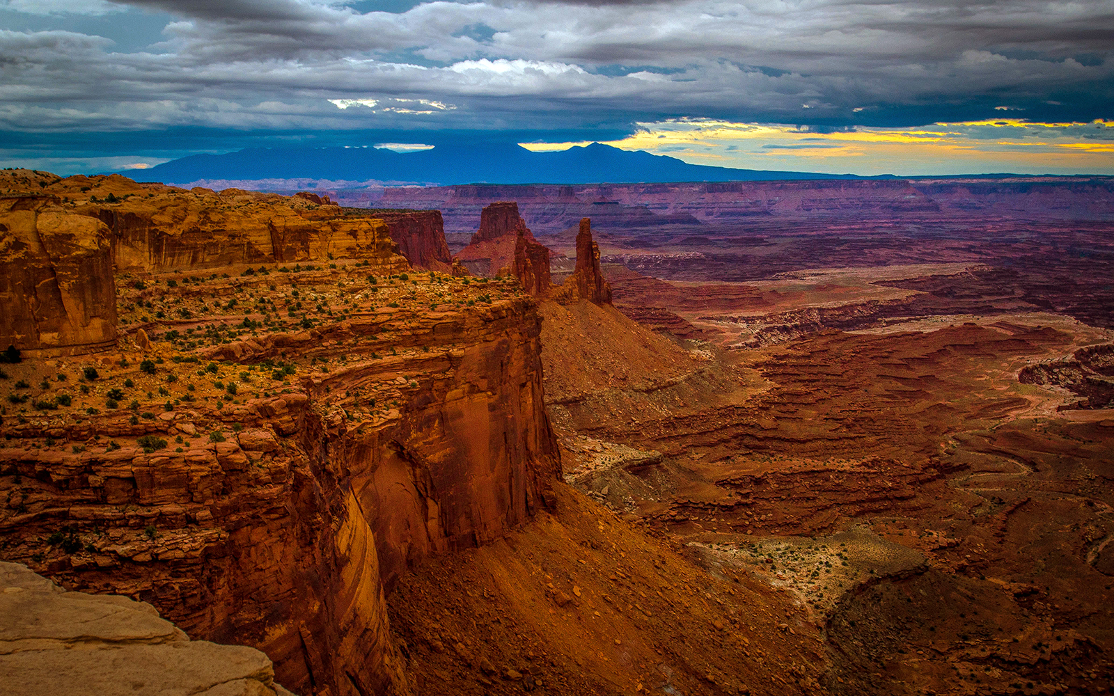 A National Park for Every Type of Traveler: Canyonlands, Utah