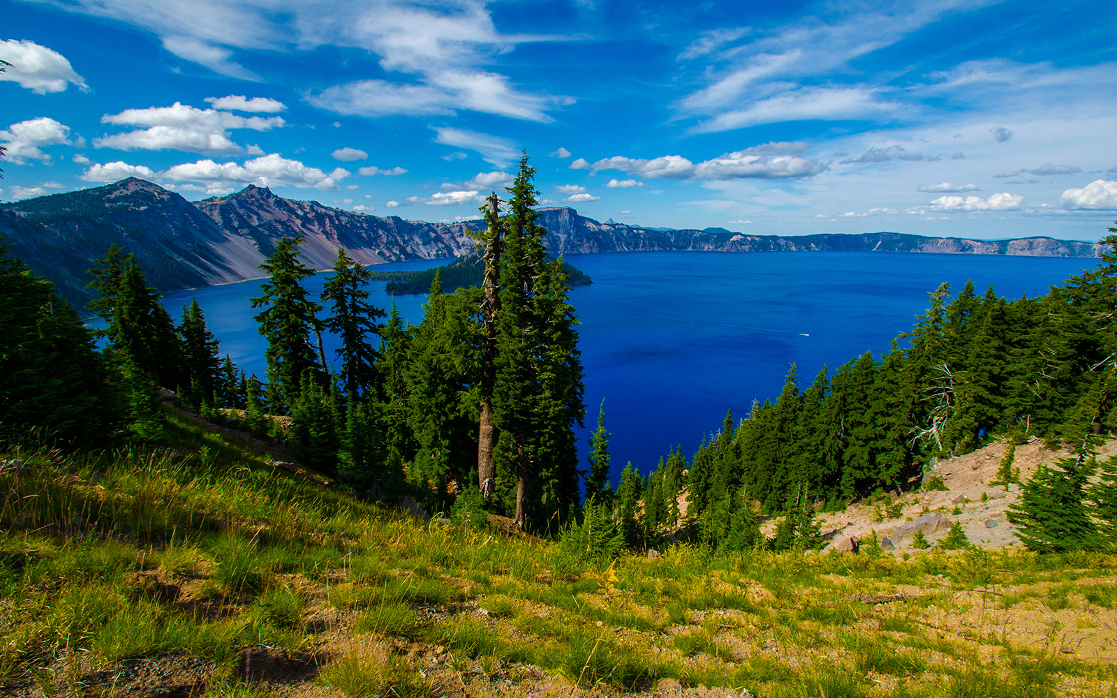 Best for Photographers: Crater Lake, Oregon