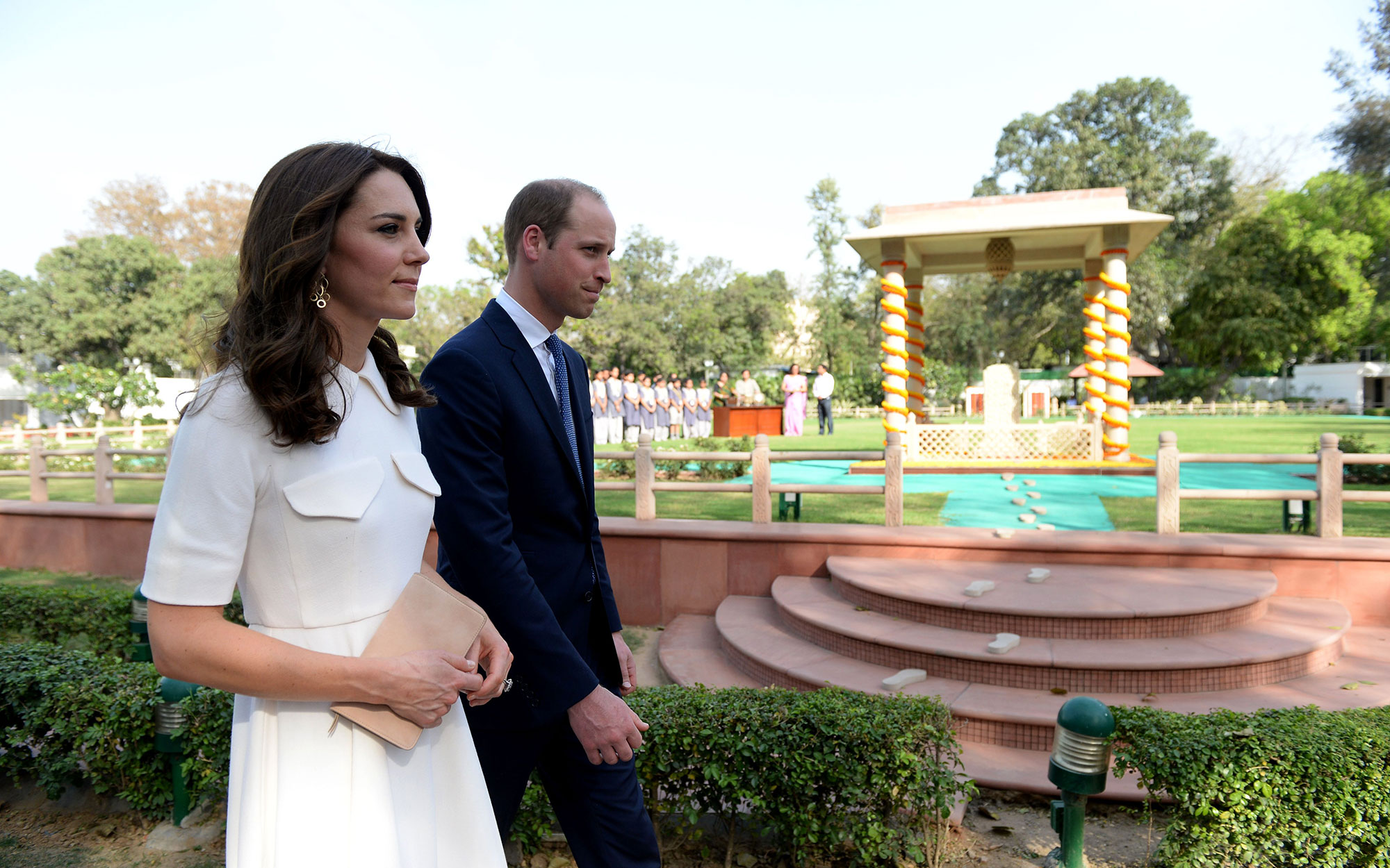 Prince William and Kate Middleton Embark on their Royal Tour of India and Bhutan: Retracing Ghandi's Final Steps