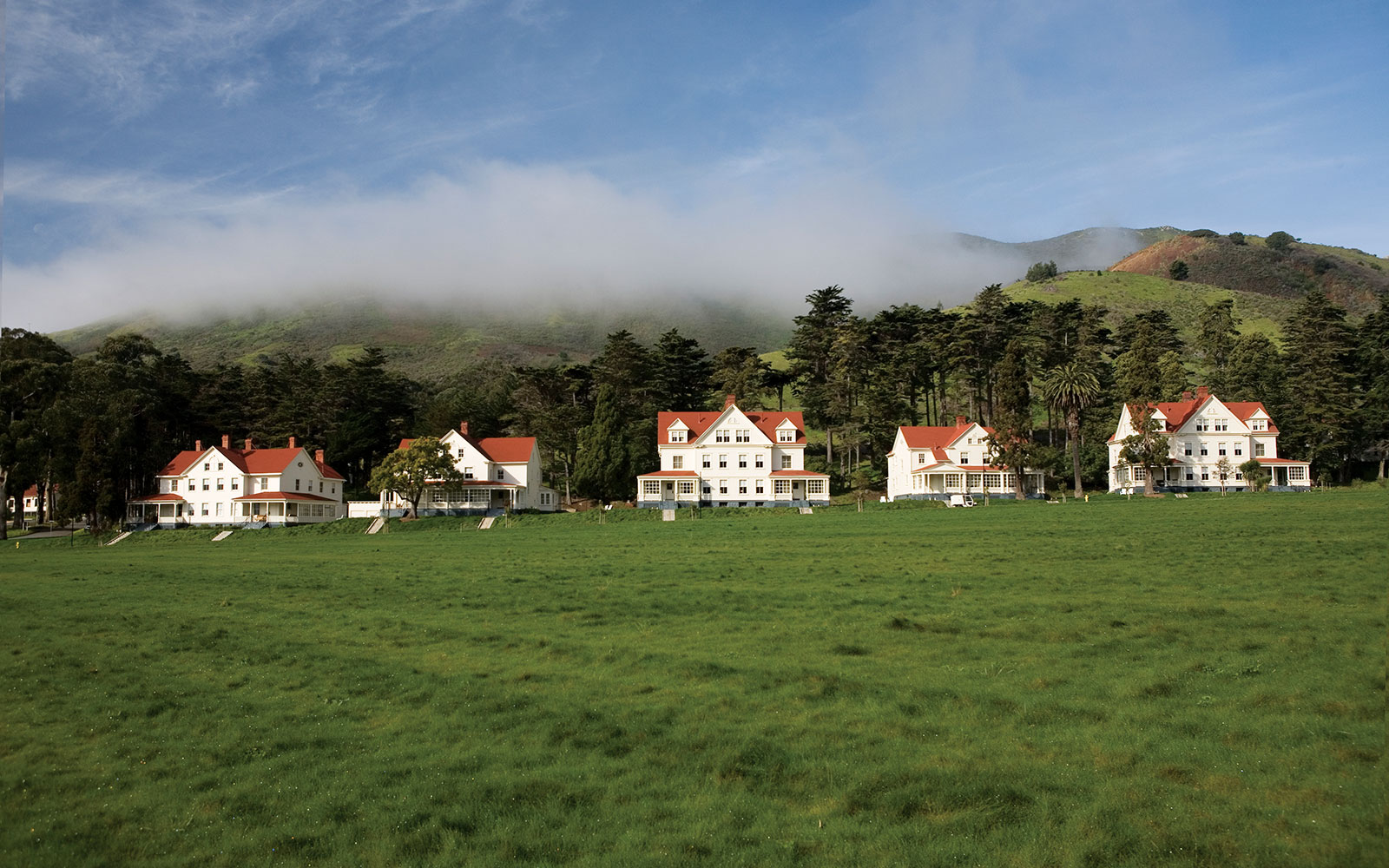 World's Top 50 Hotels: Cavallo Point Lodge, Sausalito, California