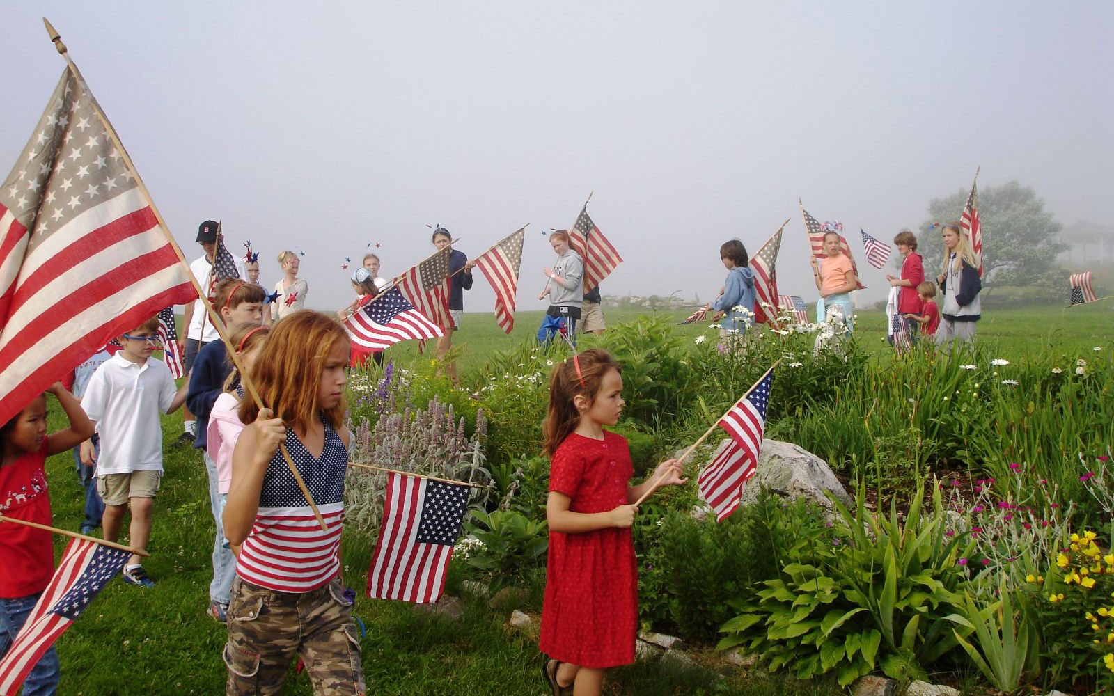 American Independence Day Celebration