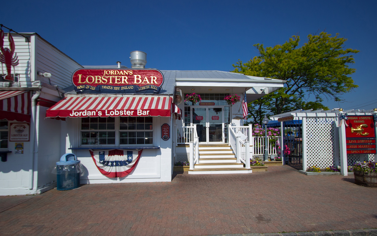 Long Beach Jordan's Lobster Bar