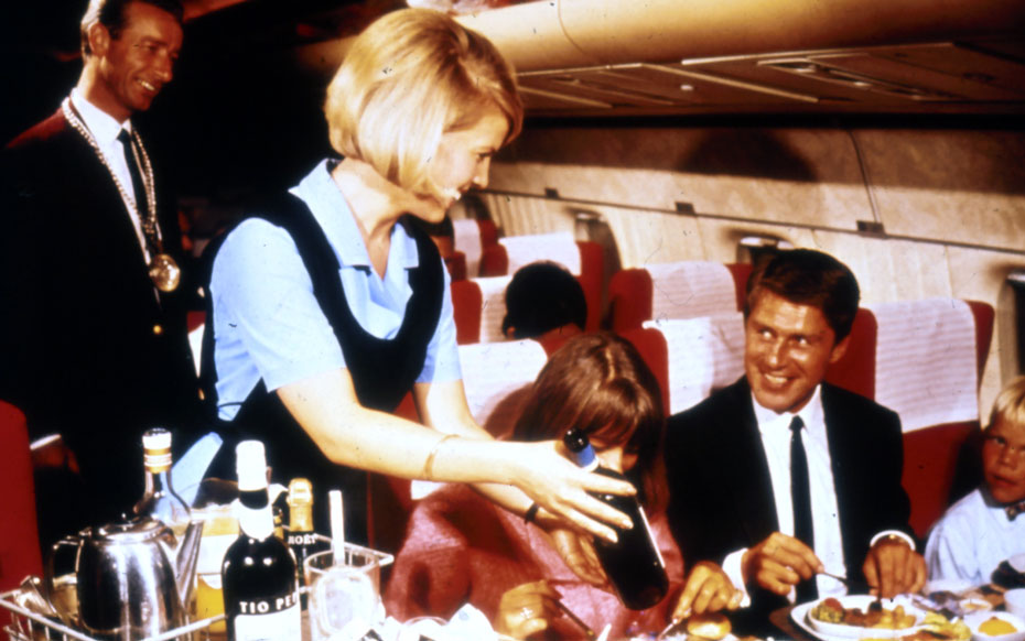 Scandinavian Airlines 70 years of Service