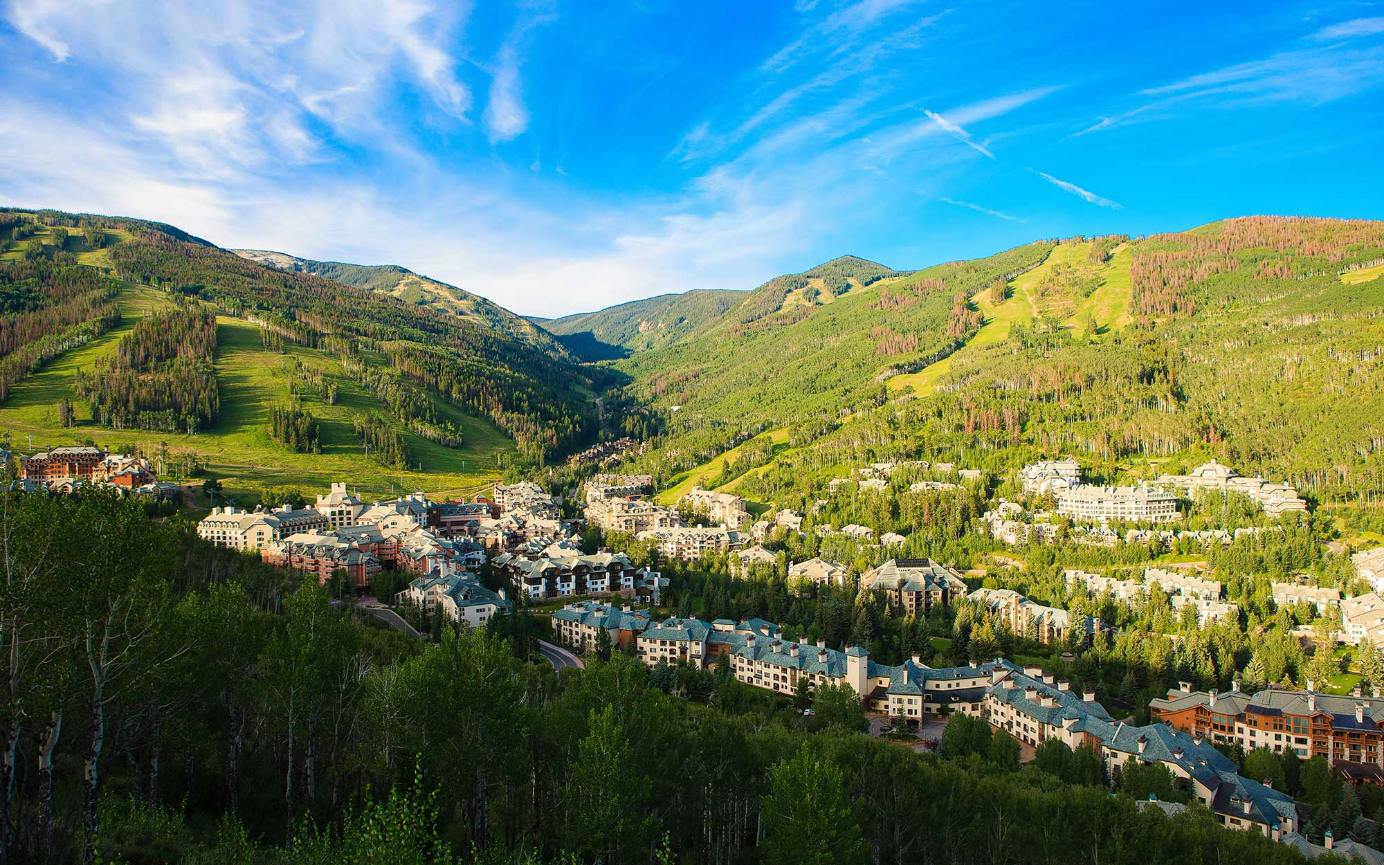 Best Romantic Summer Getaways: Beaver Creek