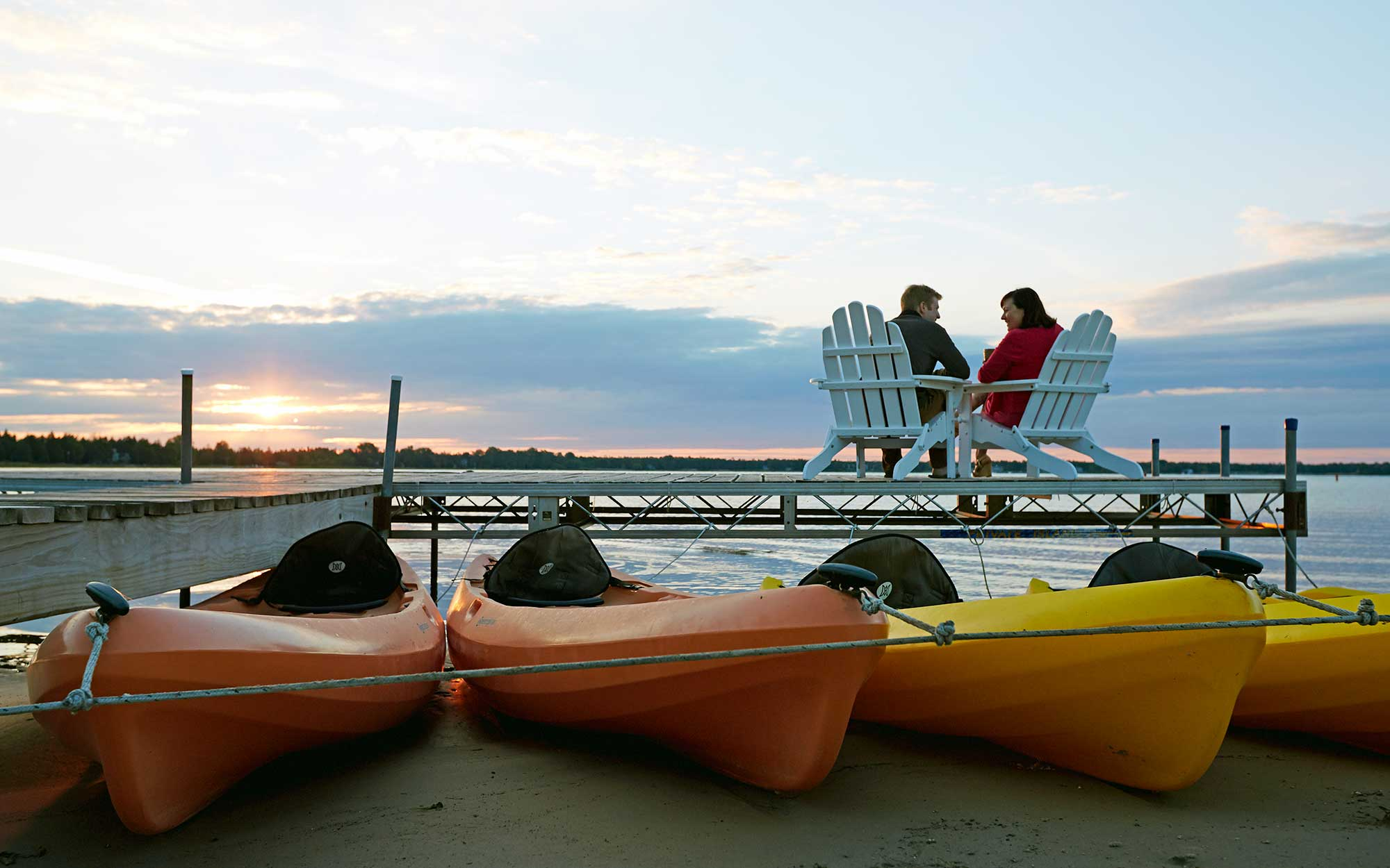 Best Romantic Summer Getaways: Door County, WI