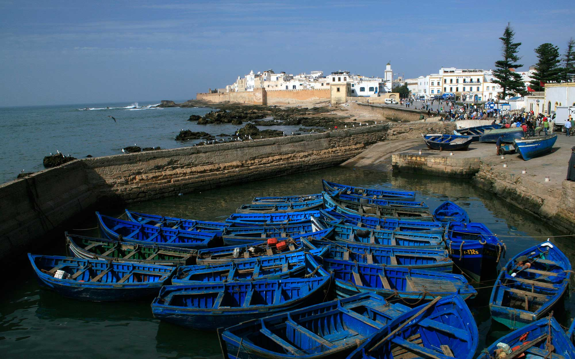 Best Romantic Summer Getaways: Essaouira, Morocco