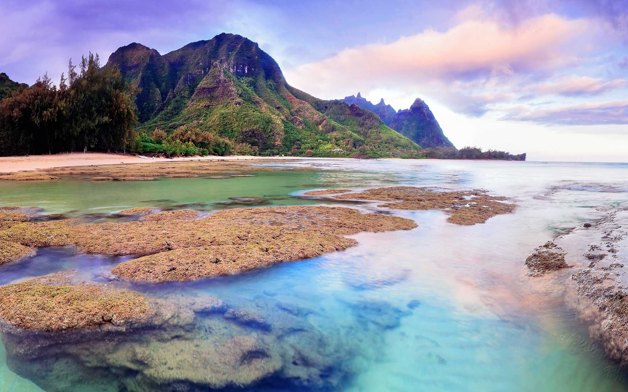 Best Romantic Summer Getaways: Kauai