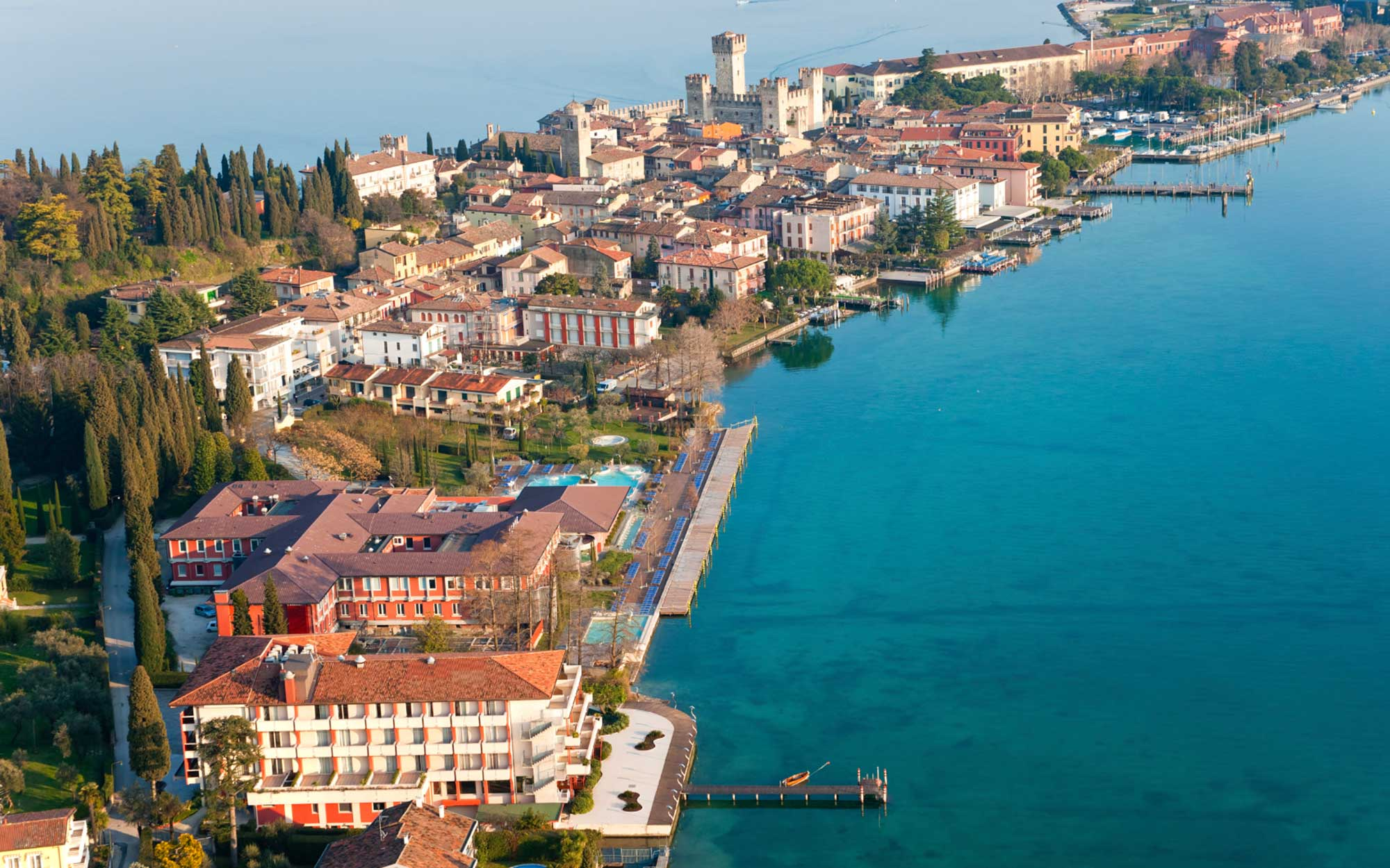 Best Romantic Summer Getaways: Lake Garda, Italy