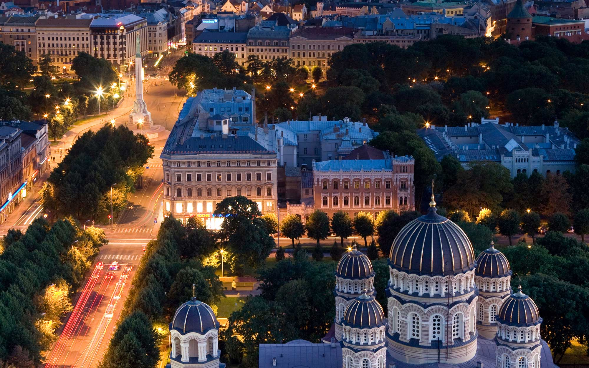 Best Romantic Summer Getaways: Riga, Latvia
