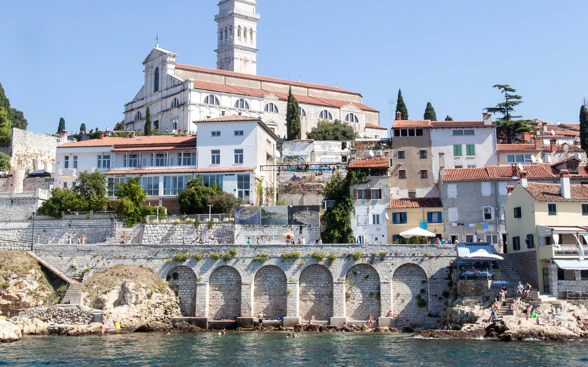 Best Romantic Summer Getaways: Rovinj, Croatia