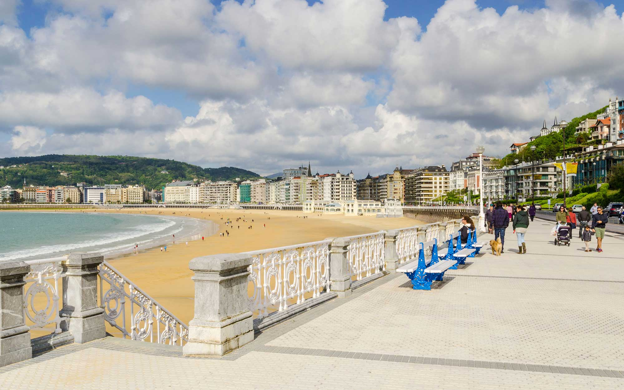 Best Romantic Summer Getaways: San Sebastián