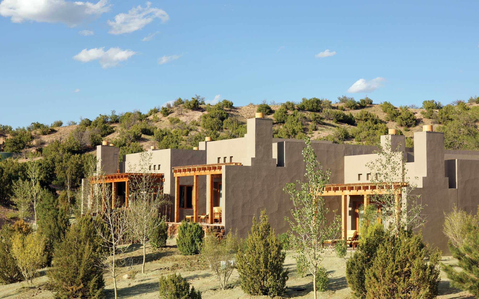 Best Romantic Summer Getaways: Santa Fe