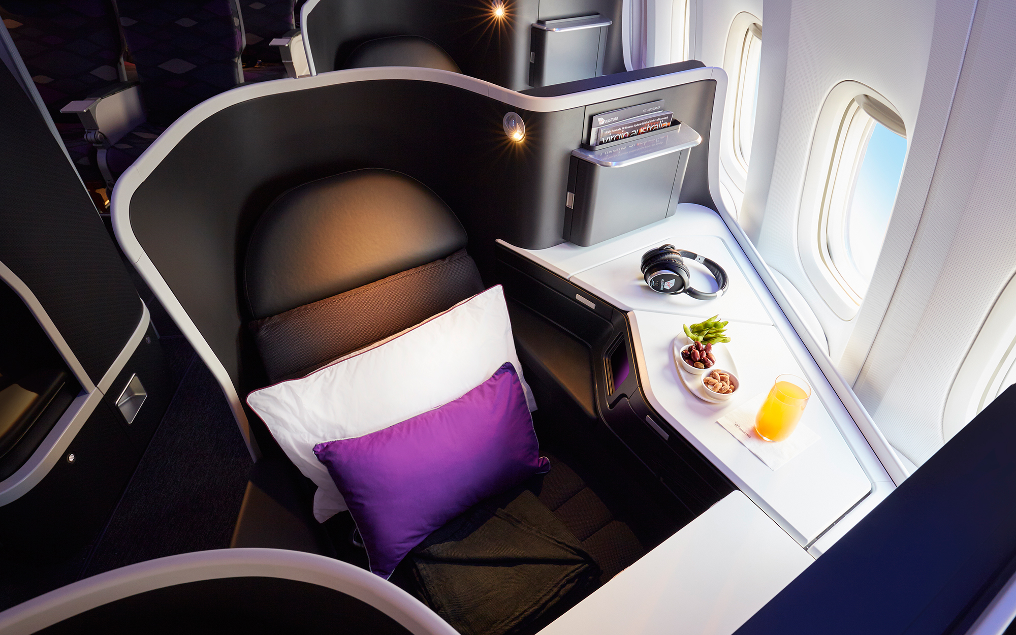 Virgin Australia The Business