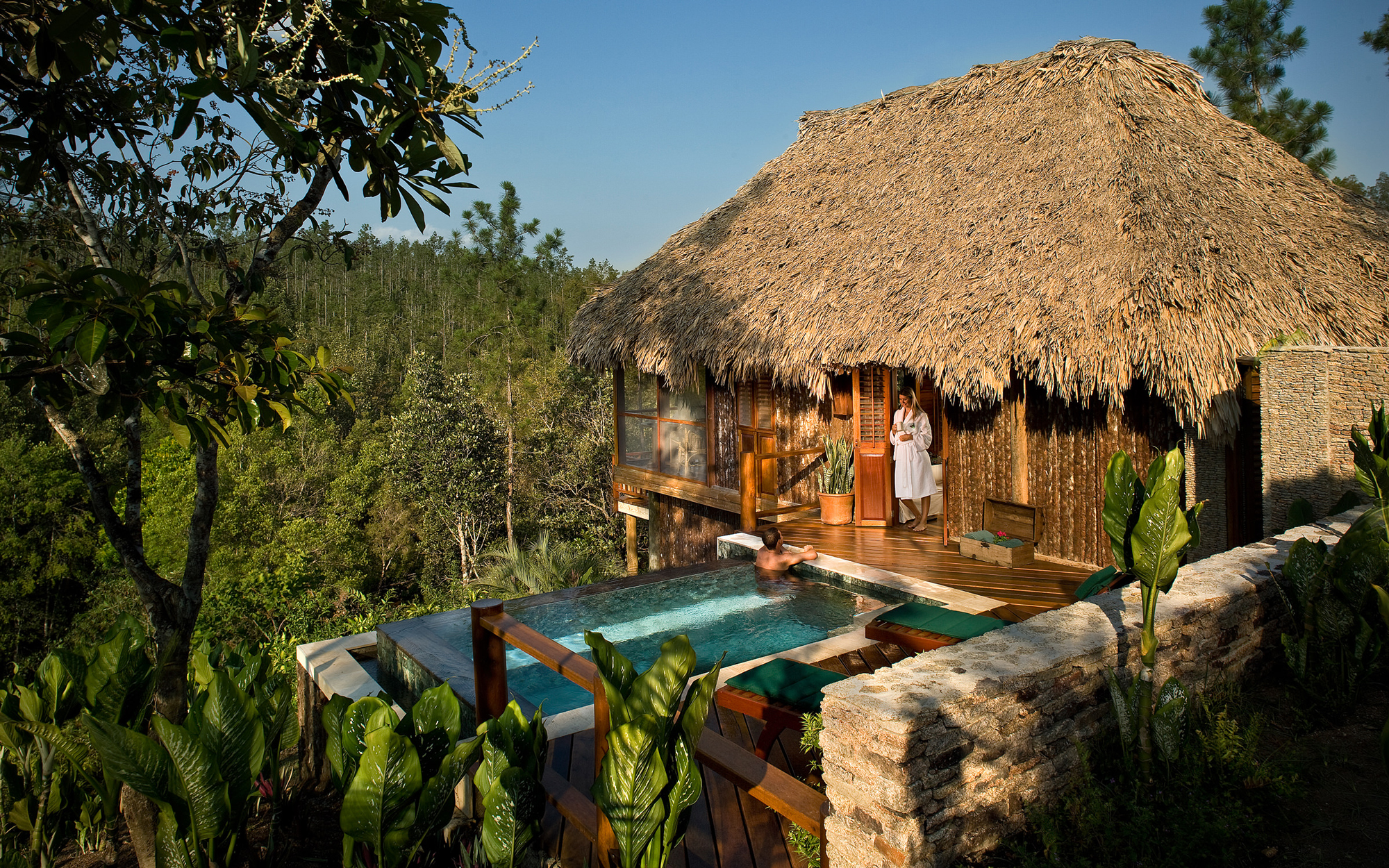 Blacaneaux Lodge