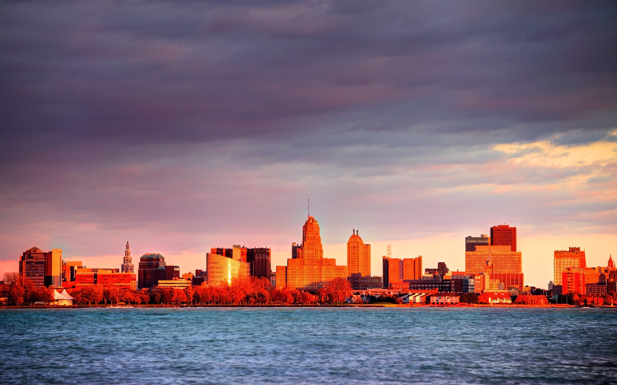 6. Buffalo,  New York