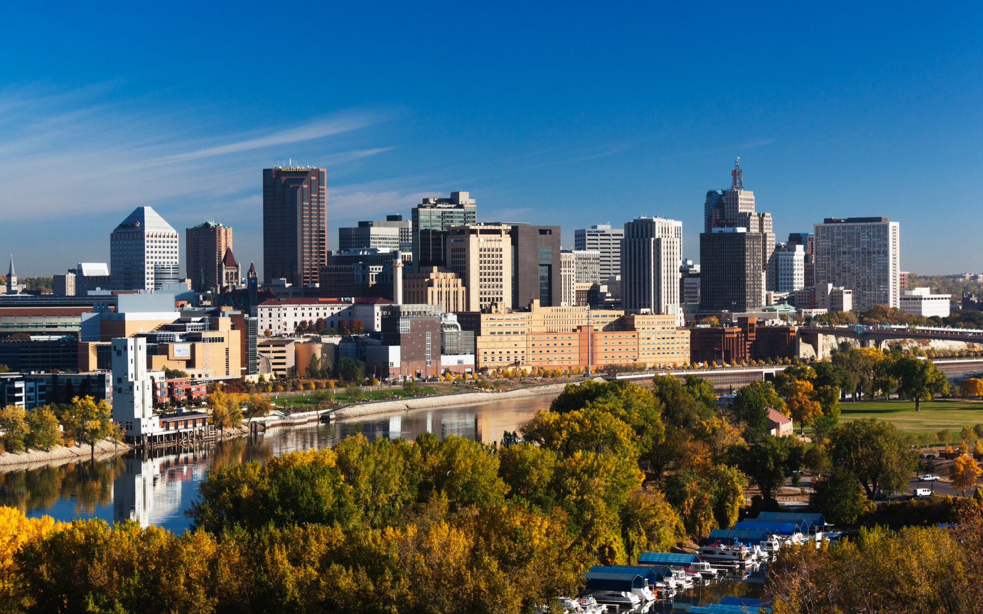 15. Minneapolis/St. Paul,  Minnesota