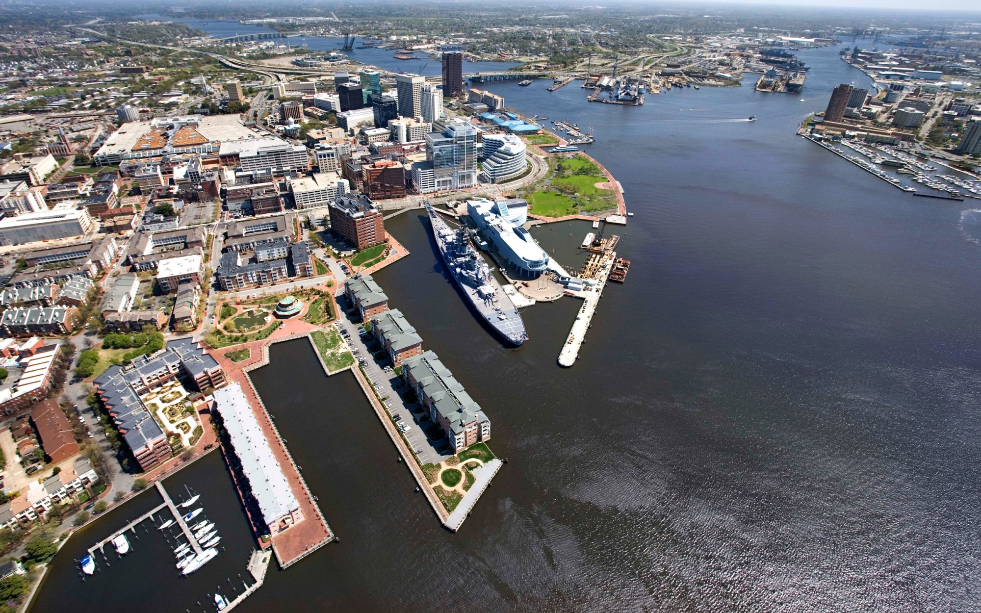 16. Norfolk,  Virginia