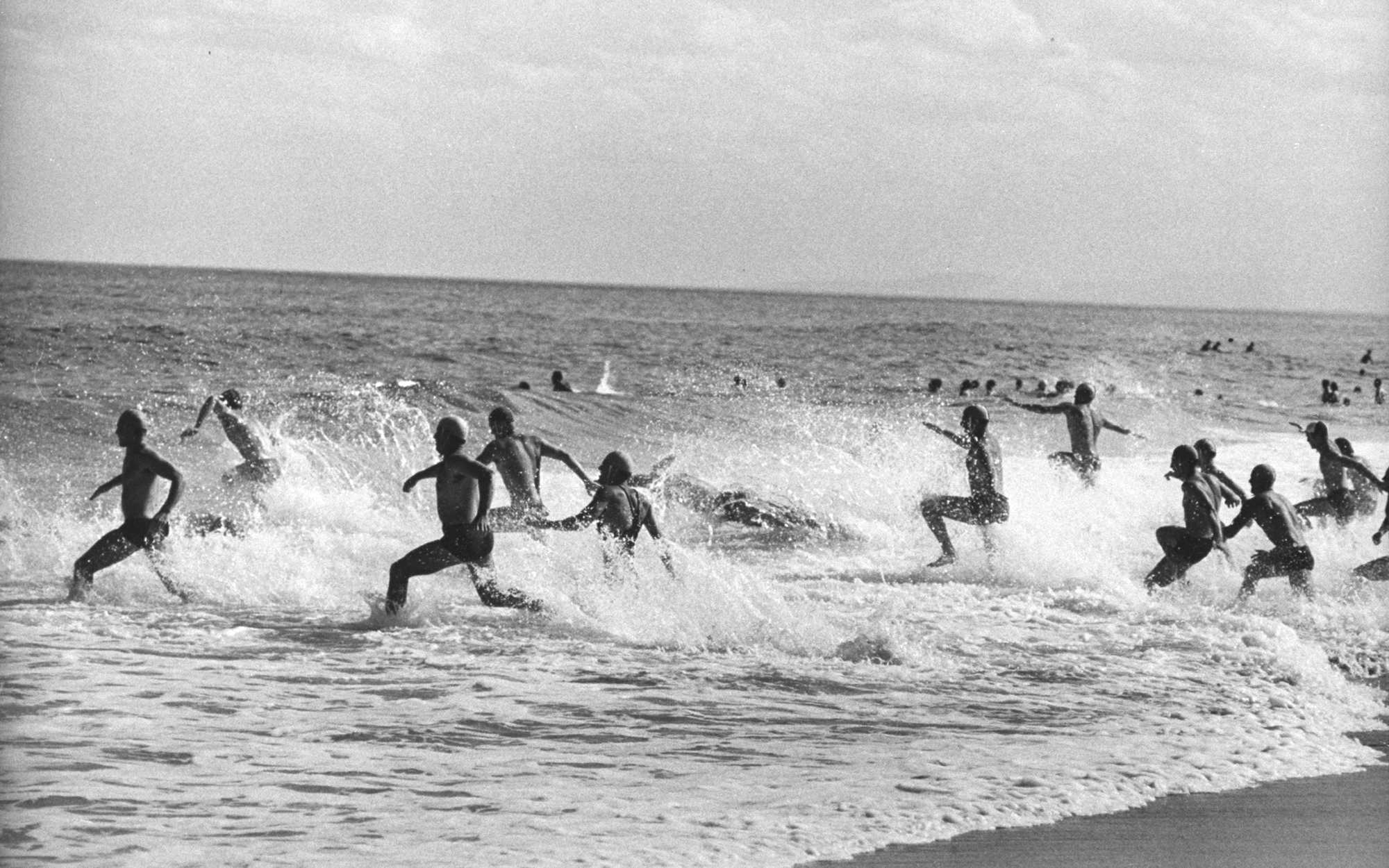 Vintage Beach Photographs from the Time & Life Pictures Collection