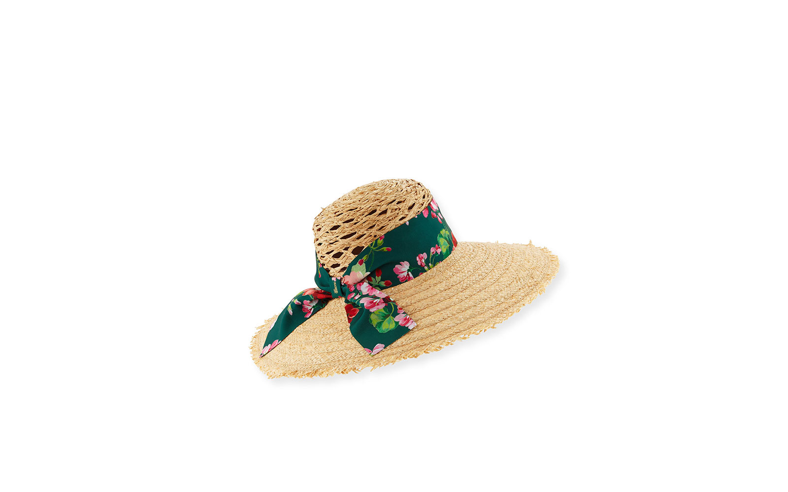 Gucci Large-Brim Sun Hat