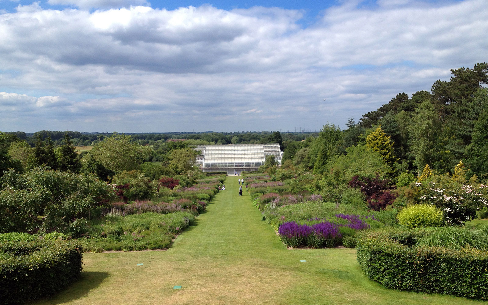 The Royal Horticultural Society's Wisley Garden park