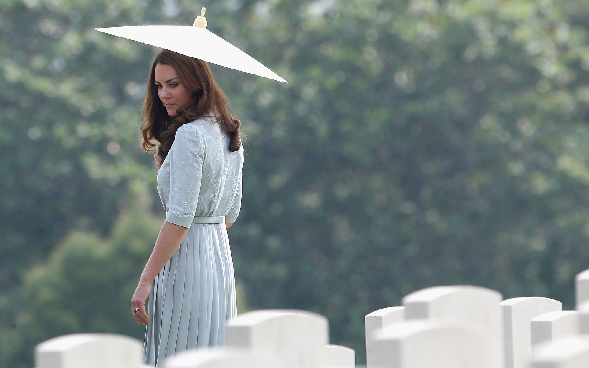 Kate Middleton Singapore