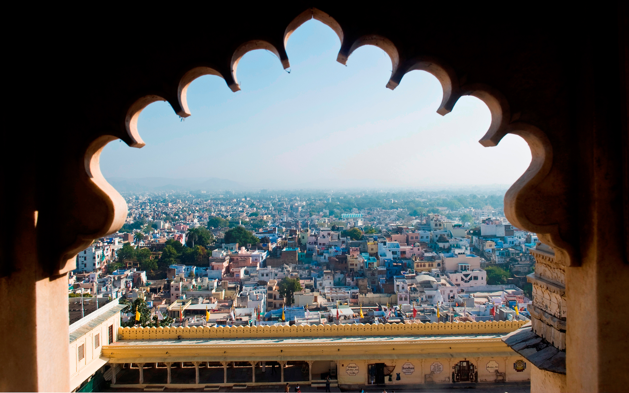 No. 8: Udaipur, India
