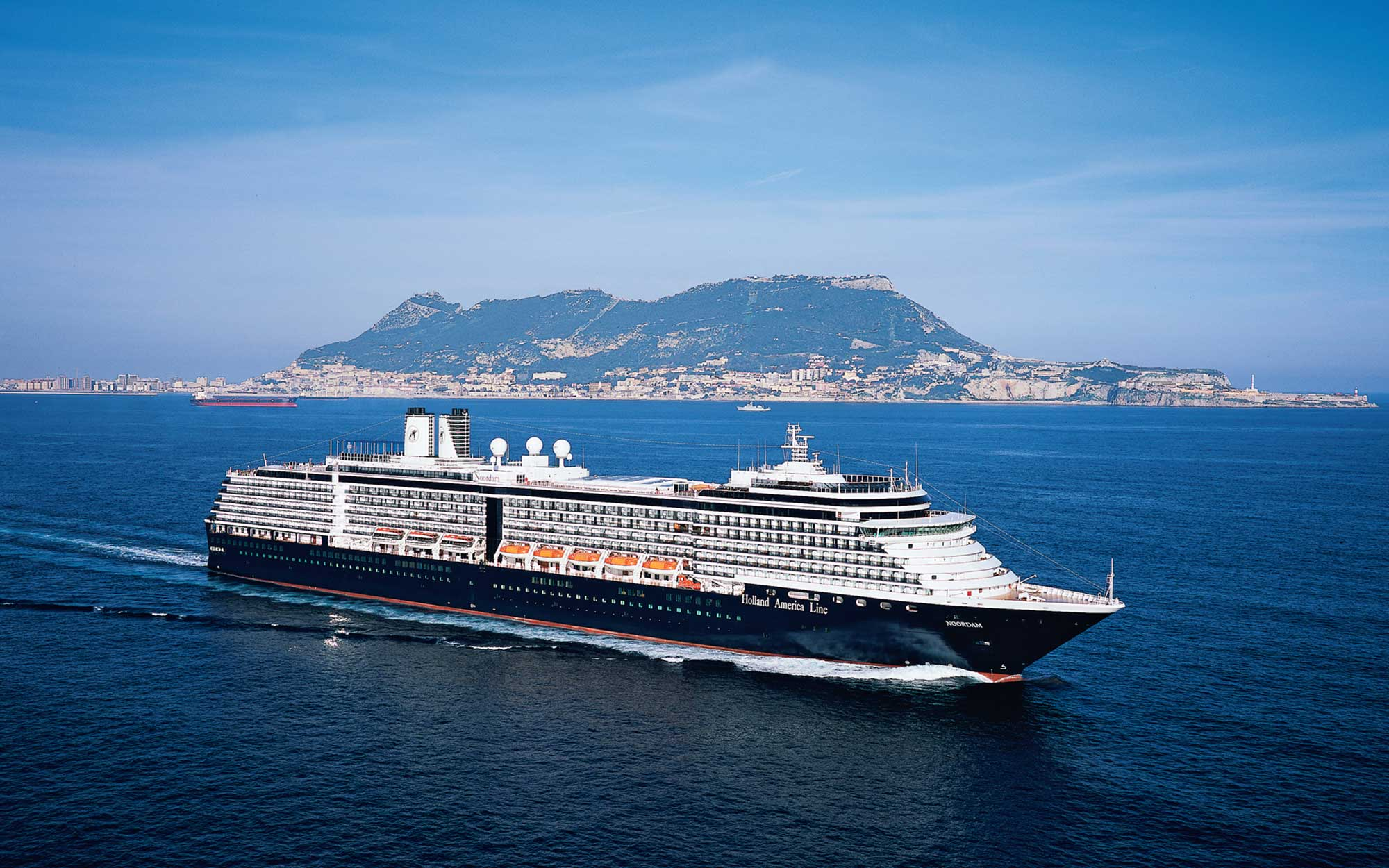 No. 8: Holland America Line