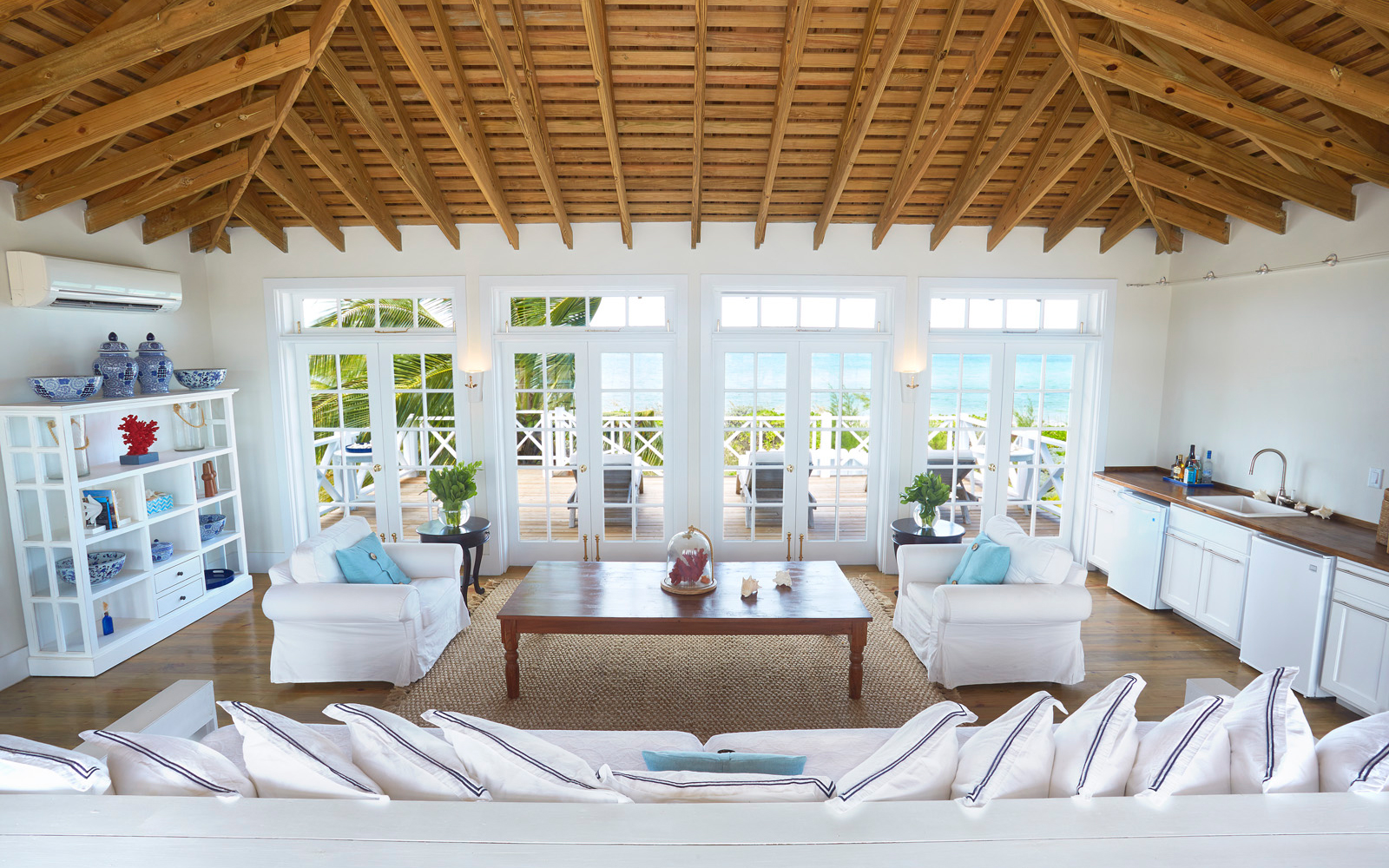 8. Kamalame Cay in the Bahamas