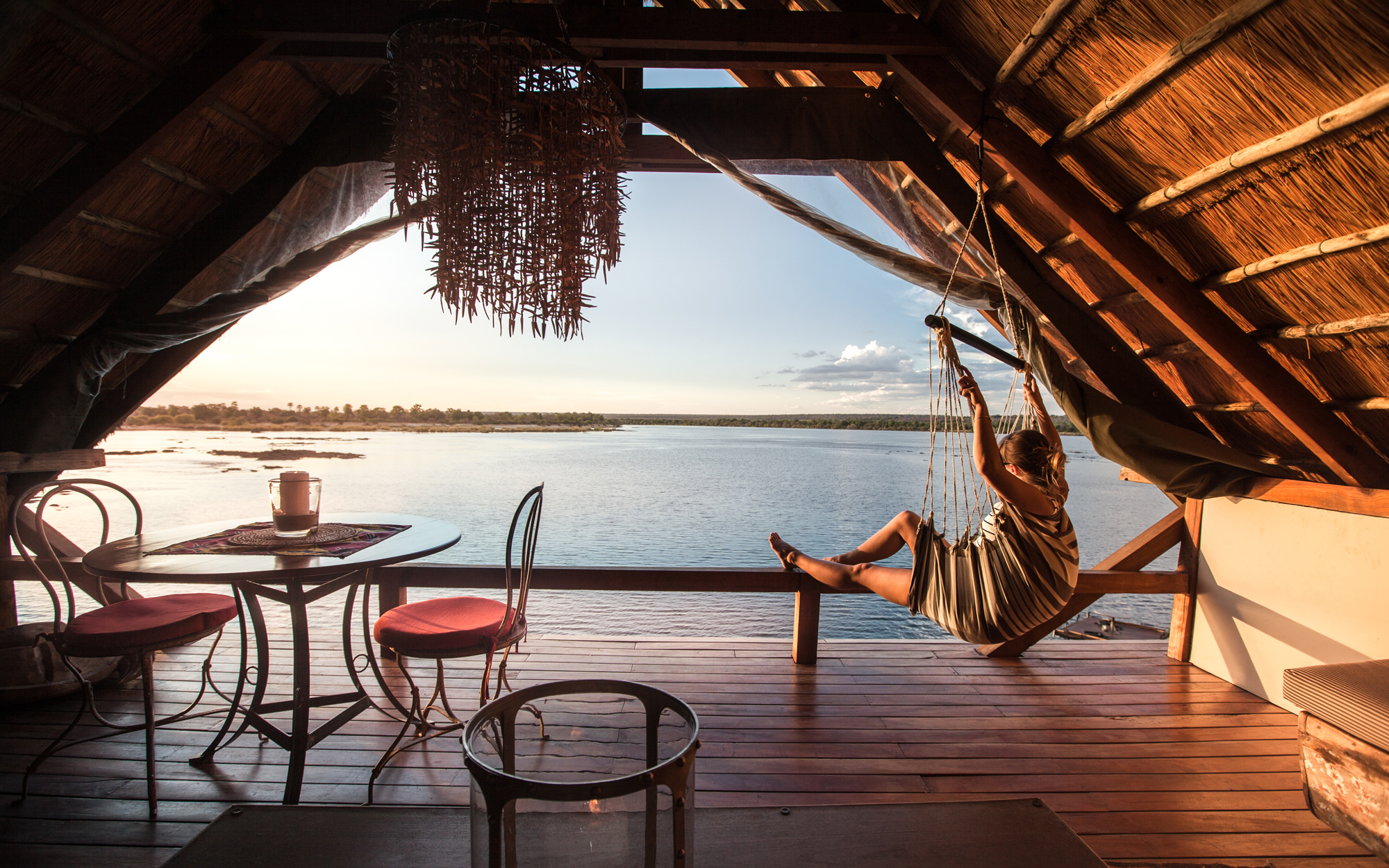 No. 5: Tongabezi Lodge, Livingstone, Zambia