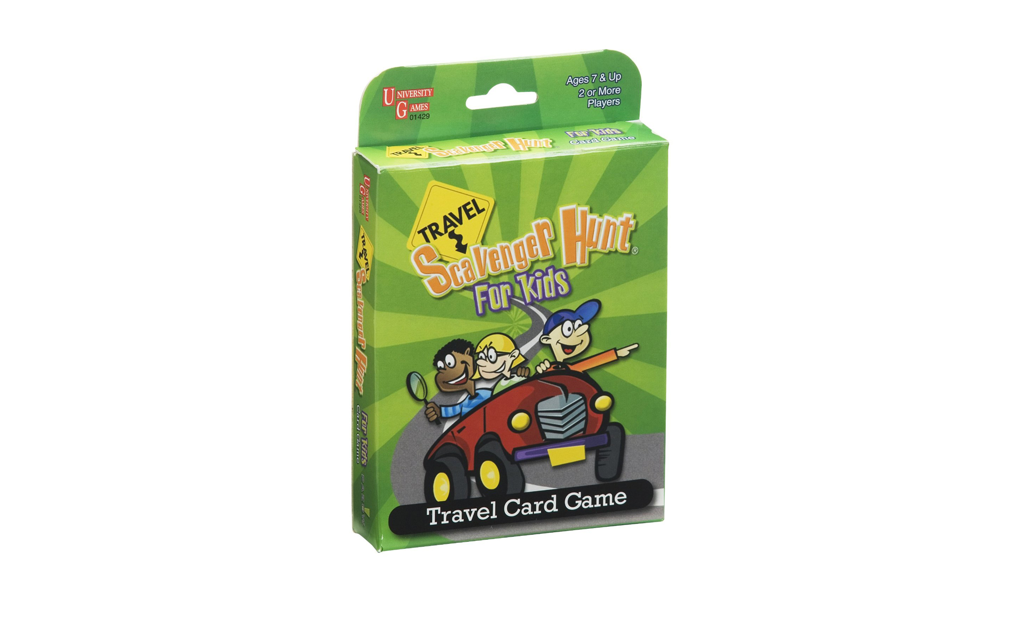 Car Games for Kids (Ages 6-9)