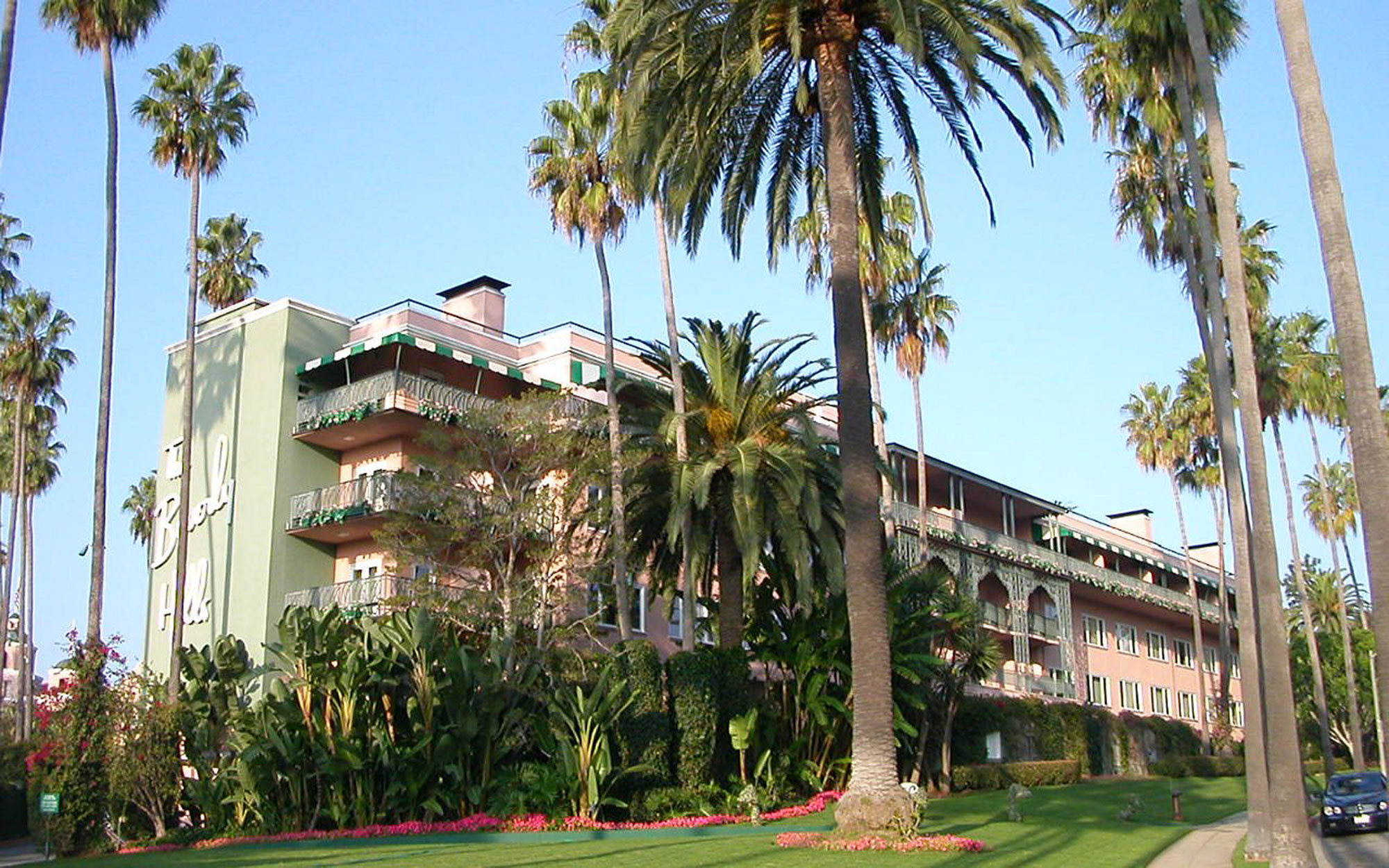 No. 9: The Beverly Hills Hotel