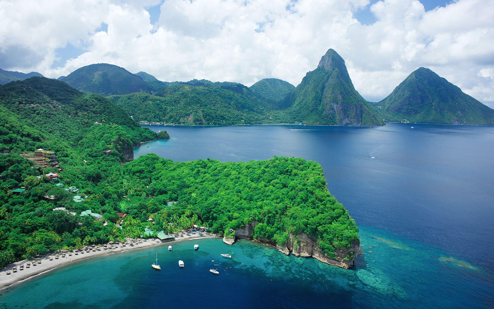 No. 13: Anse Chastanet Resort, St. Lucia