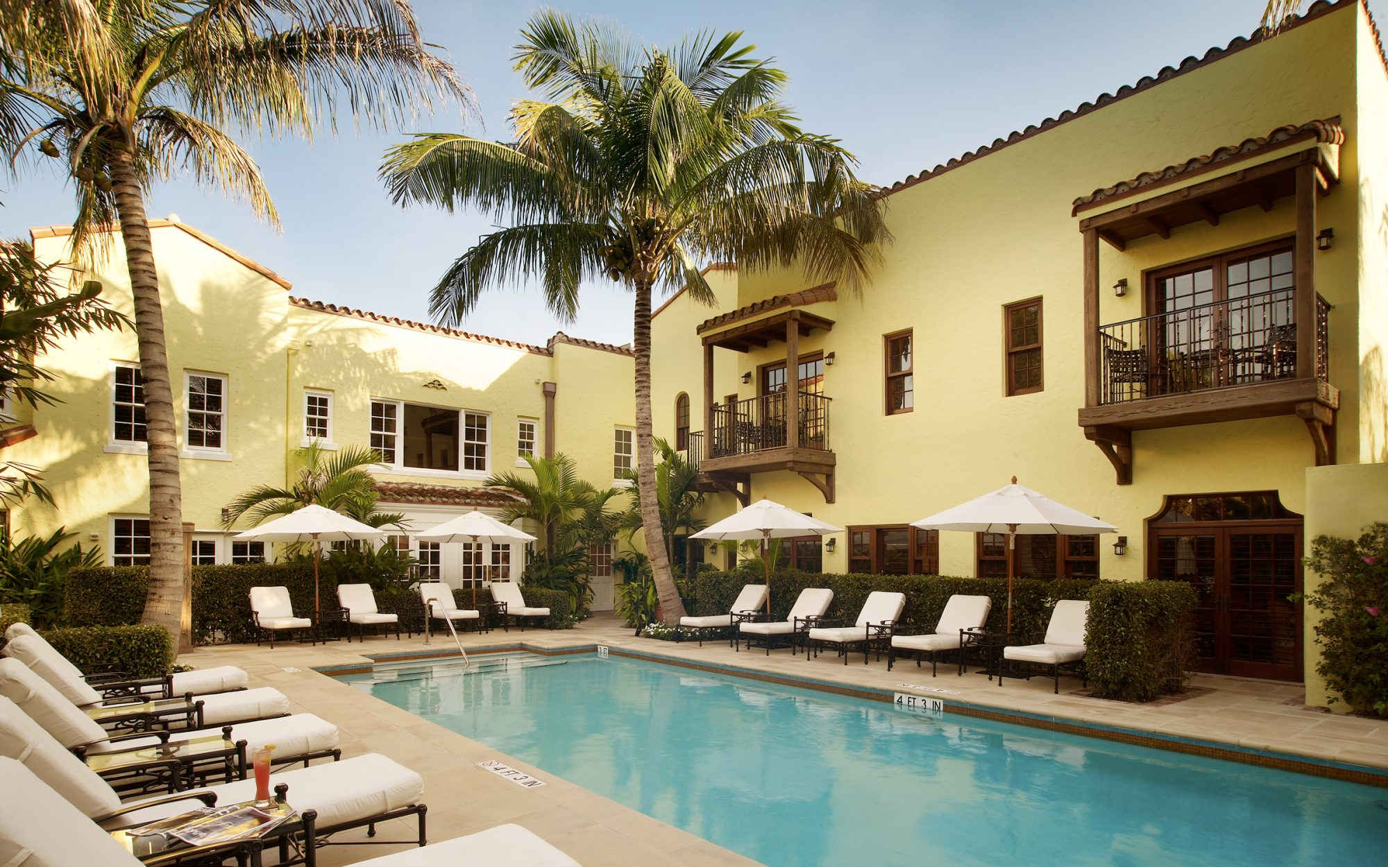 Brazilian Court Hotel, Palm Beach, Florida