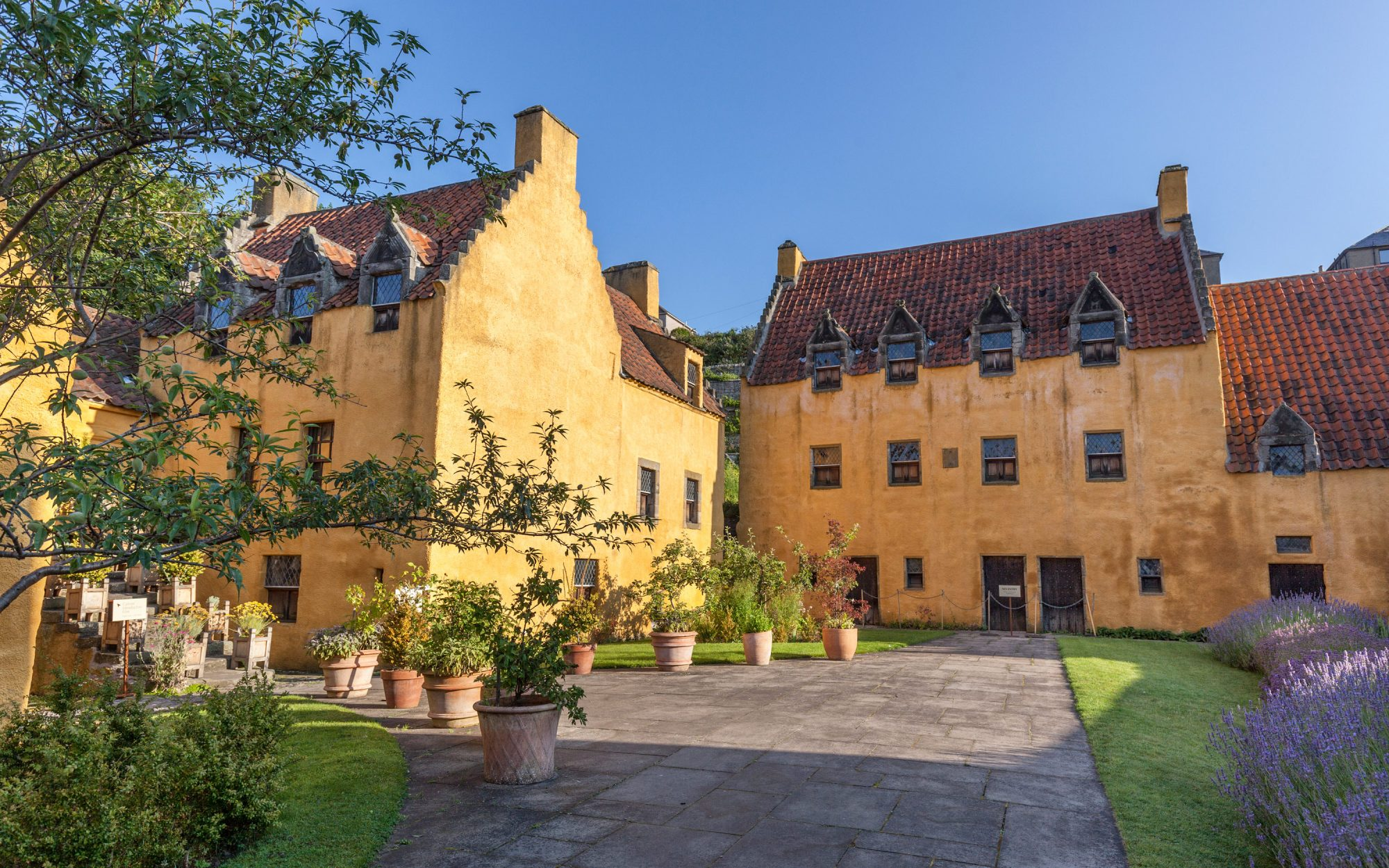 Culross Palace Scotland